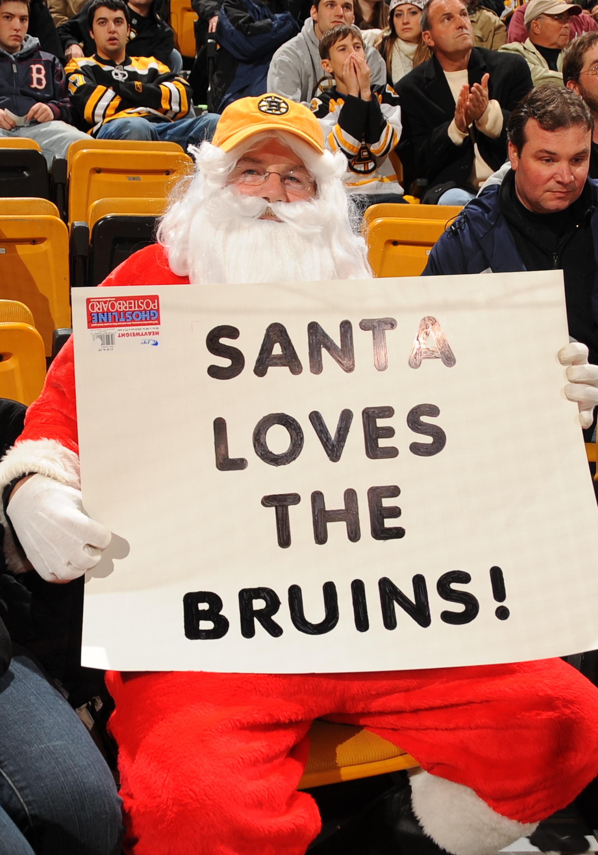 Atlanta Thrashers v Boston Bruins