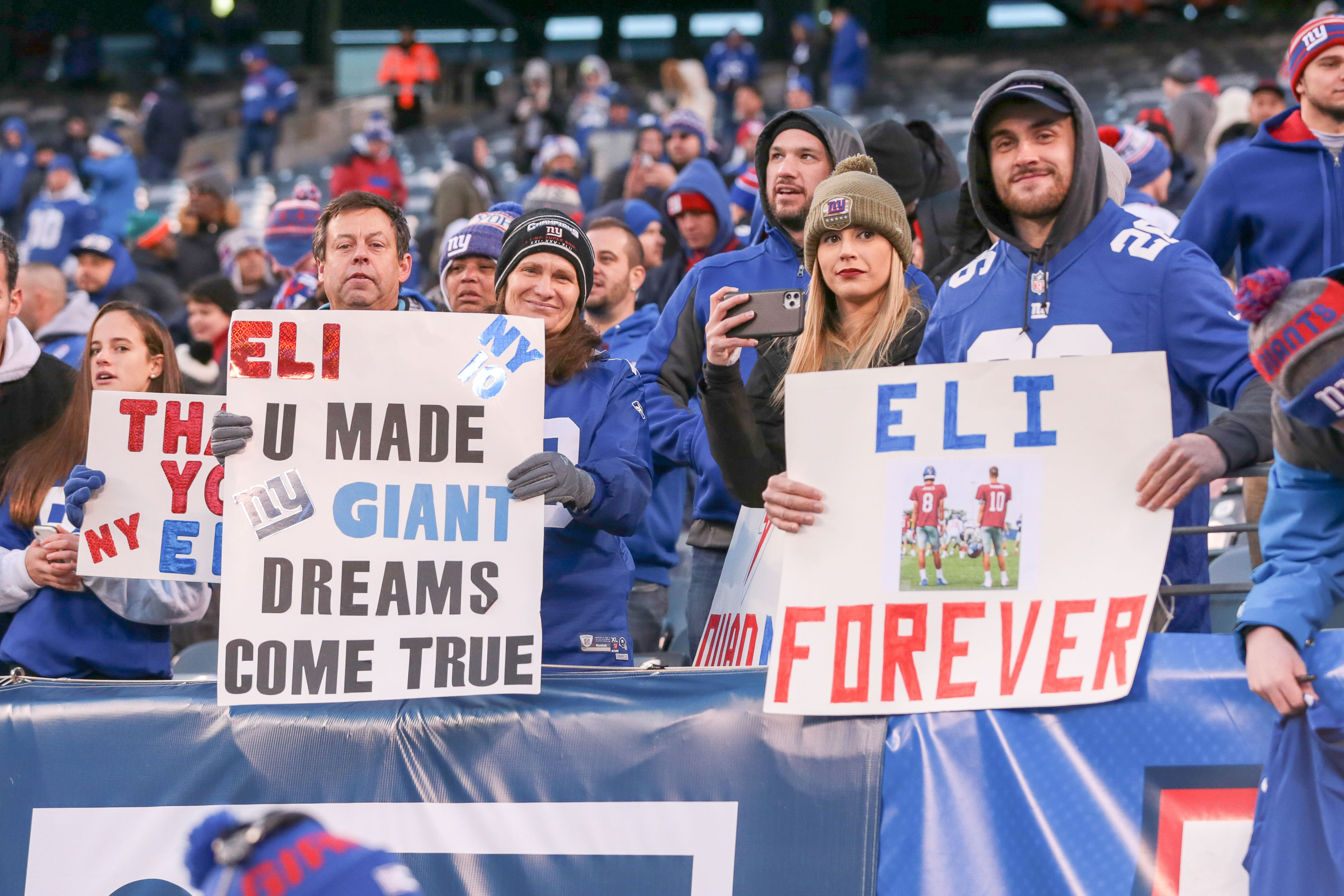 NFL: Miami Dolphins at New York Giants