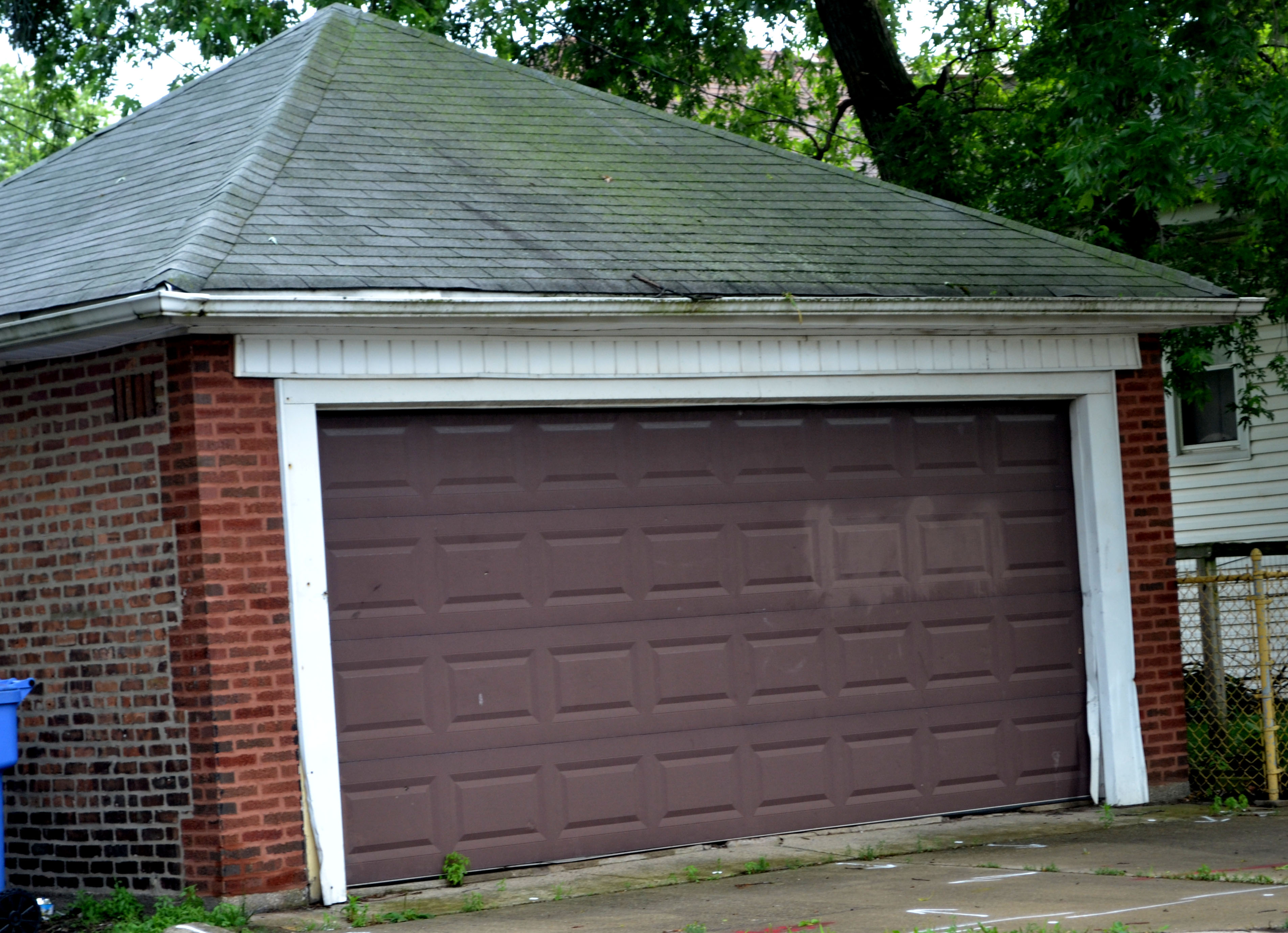 Garage burglaries were reported in Little Village May 11 and 16, 2020.