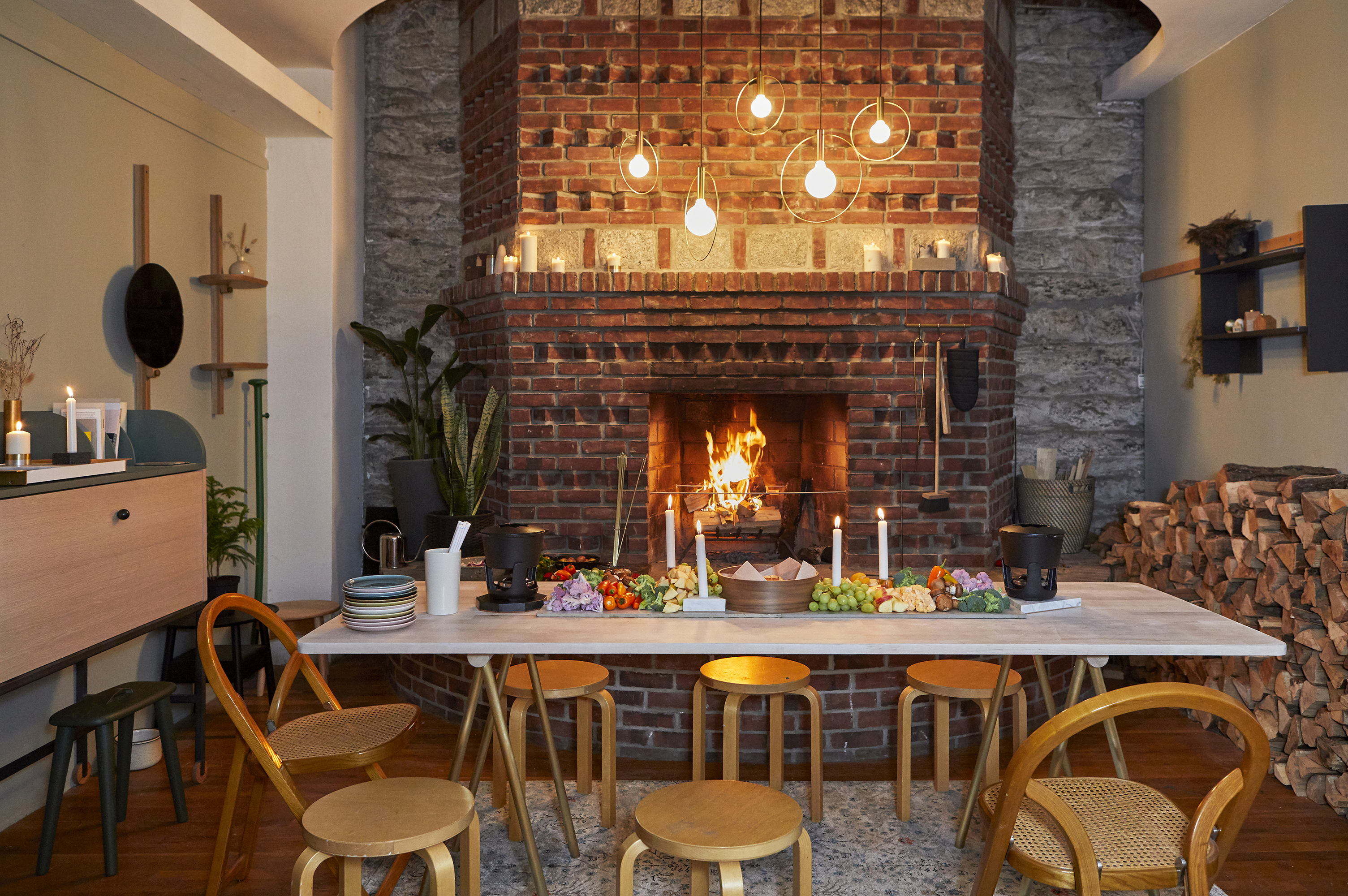 A designer's guide to holiday entertaining