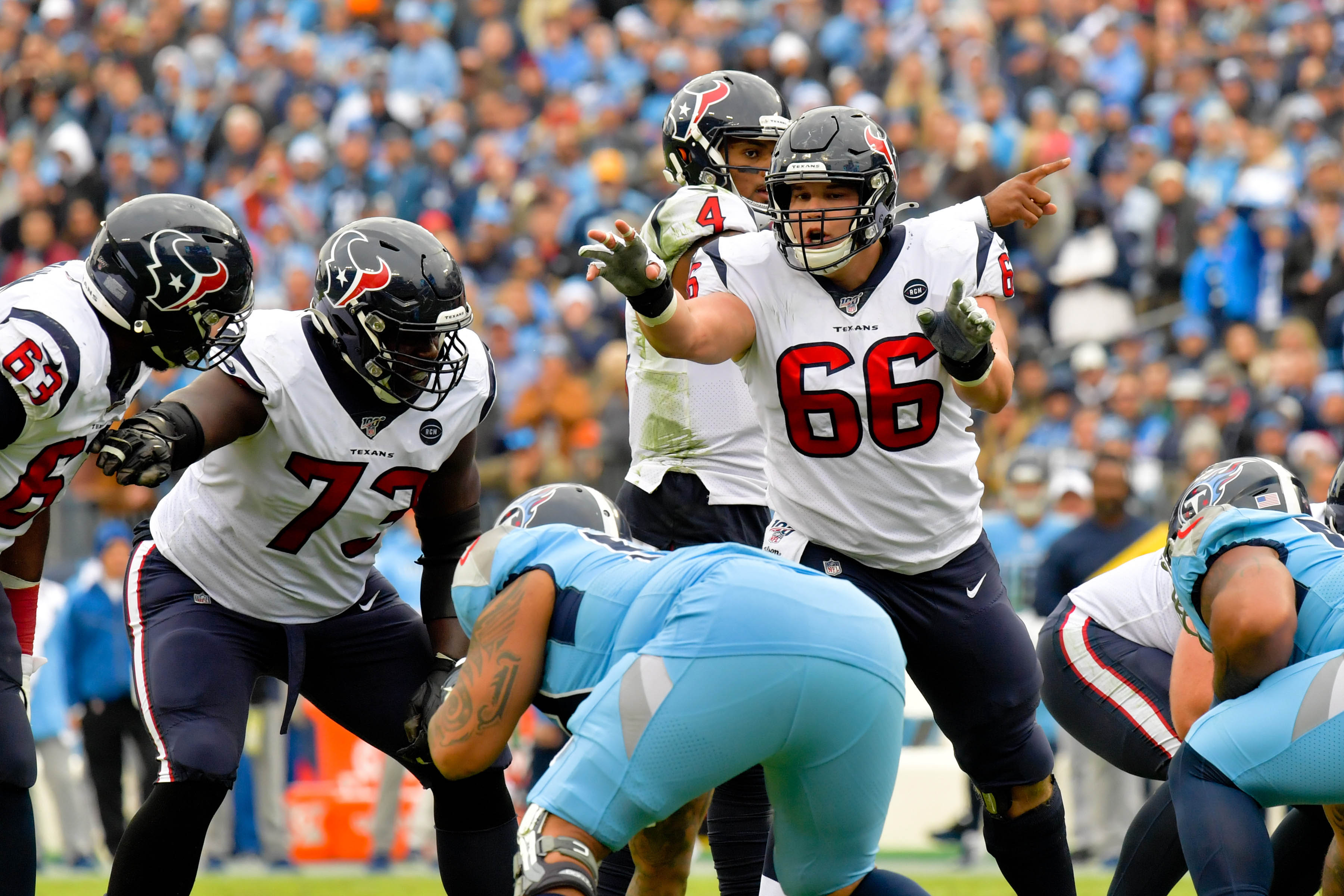 NFL: Houston Texans at Tennessee Titans