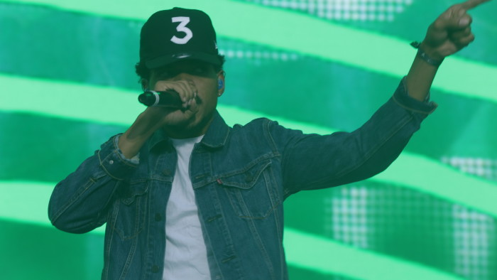 Chance the Rapper at Meadows