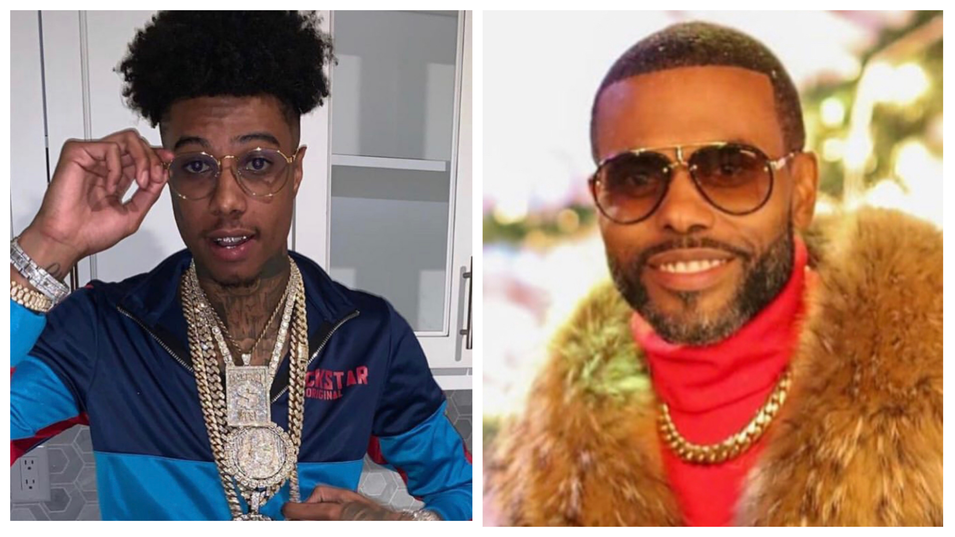 Blueface and Lil Duval