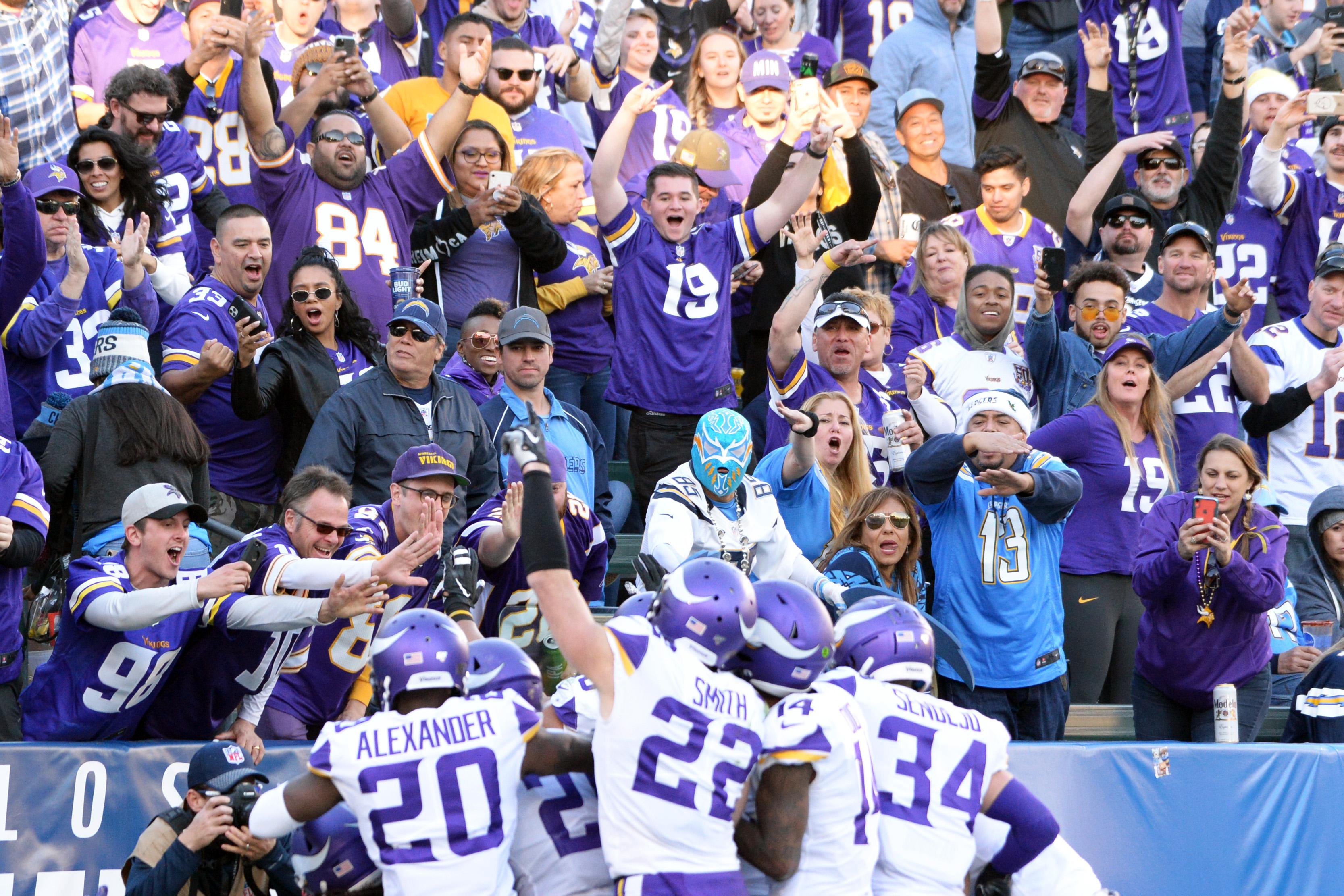 NFL: Minnesota Vikings at Los Angeles Chargers
