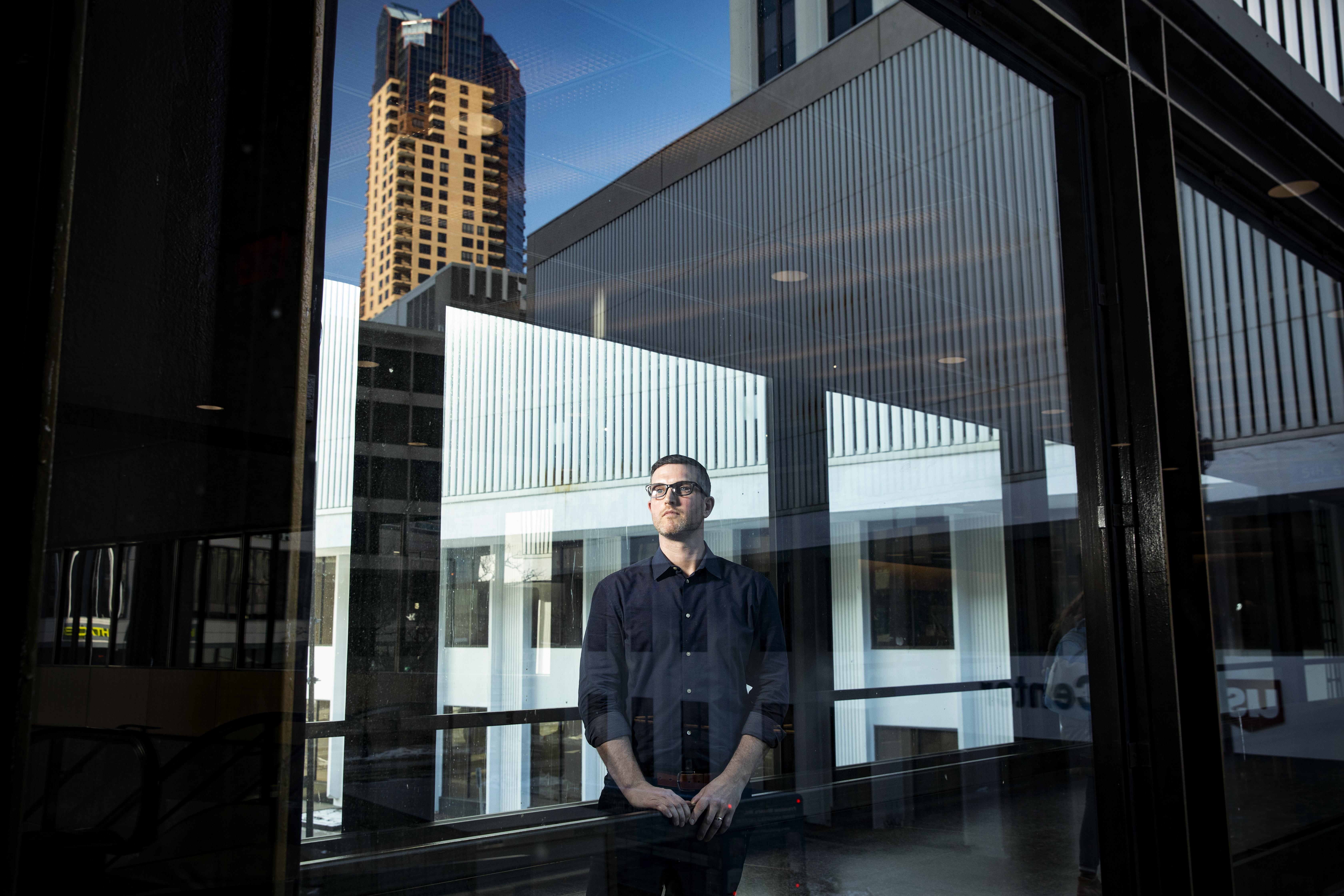 Ian McLoone felt stigmatized for using methadone to help him stop using heroin.