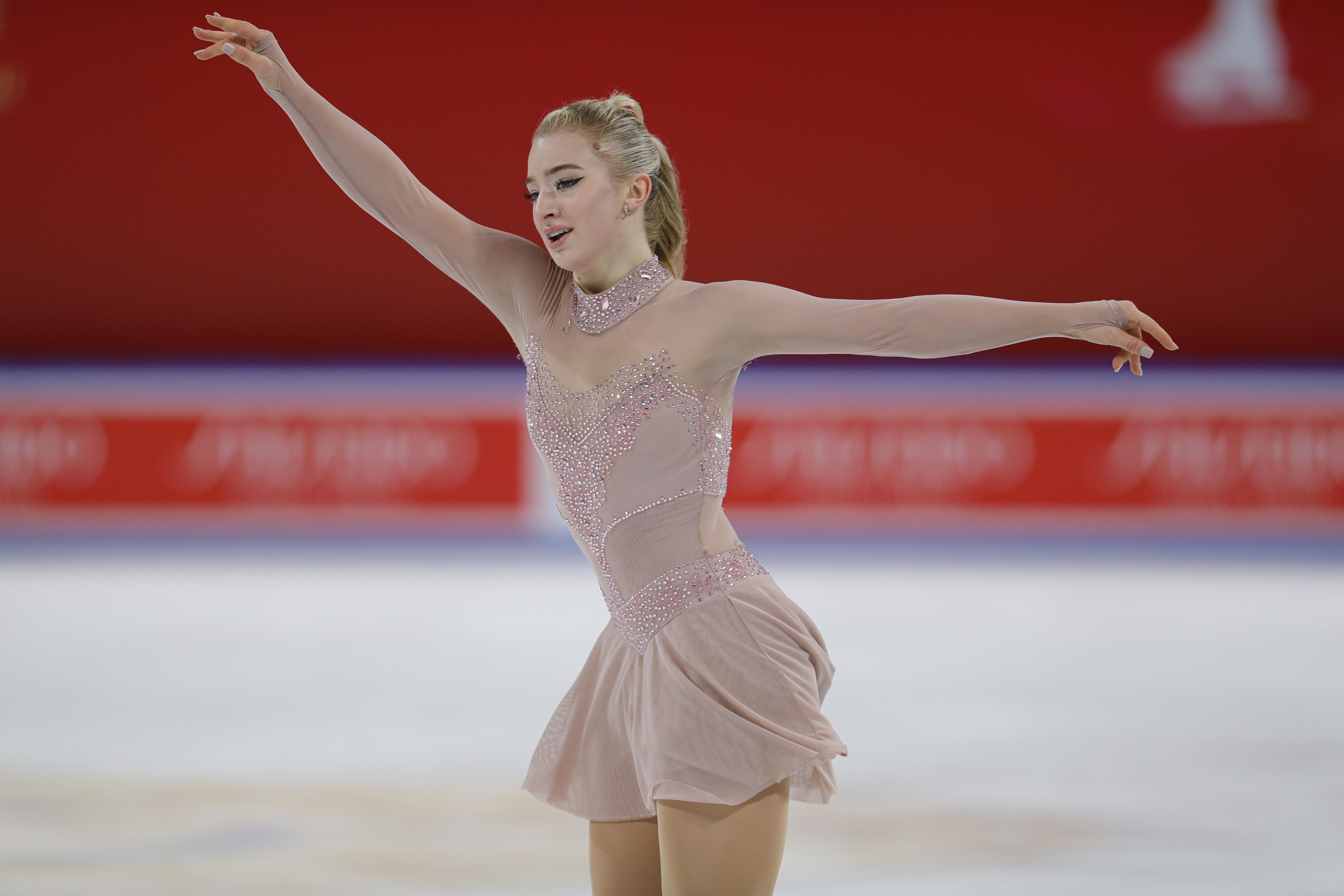 ISU Grand Prix Of Figure Skating - Cup Of China Day 2