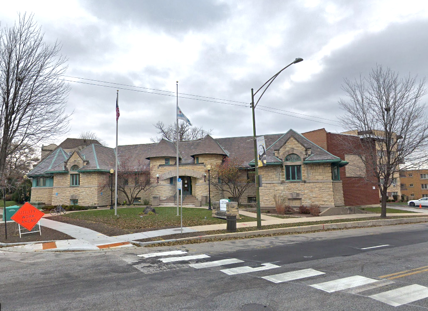 A girl was sexually assaulted Dec. 16, 2019, at the Chicago Public Library's Walker Branch at 11071 S. Hoyne Ave.