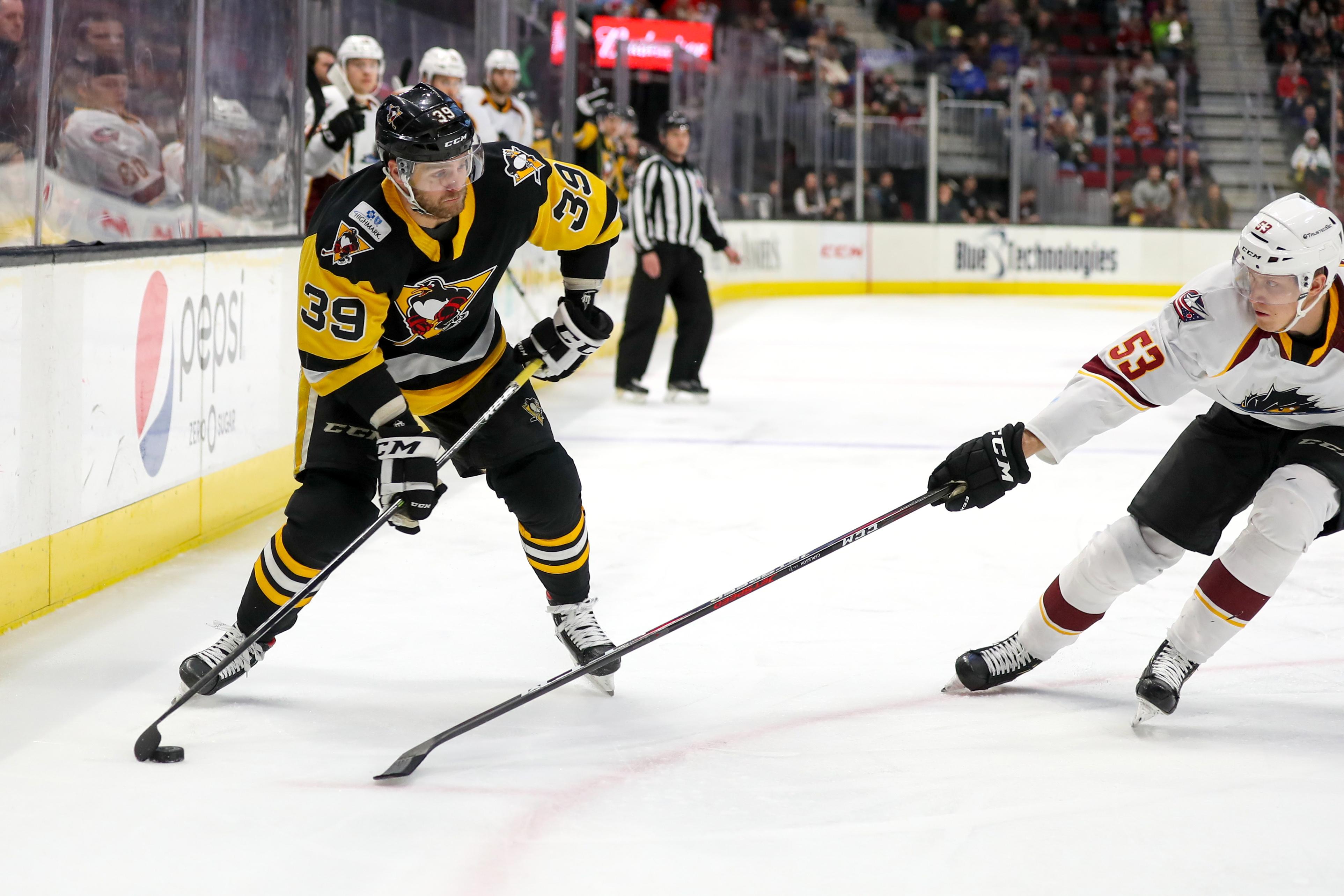AHL: DEC 13 Wilkes-Barre/Scranton Penguins at Cleveland Monsters