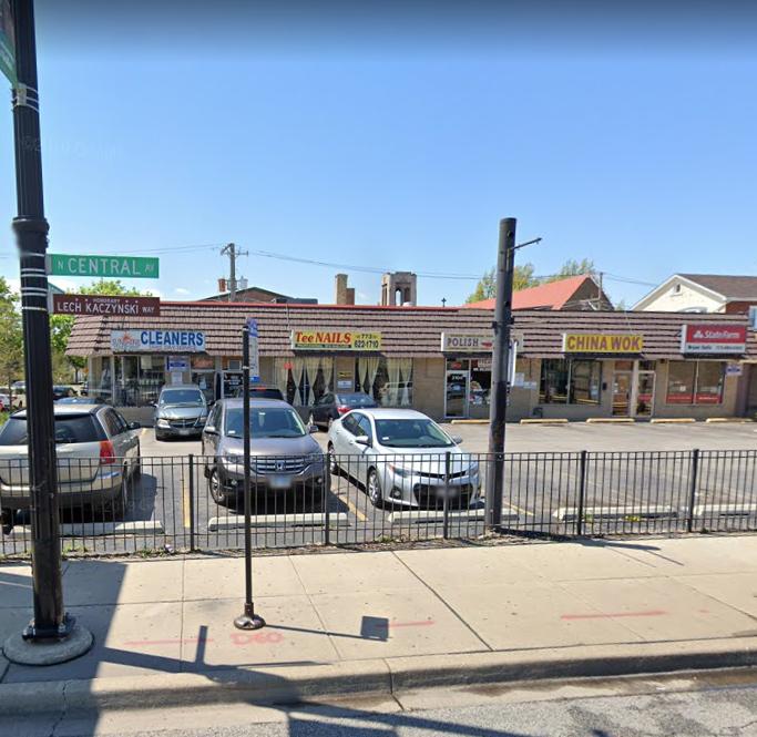 3100 block of North Central Avenue