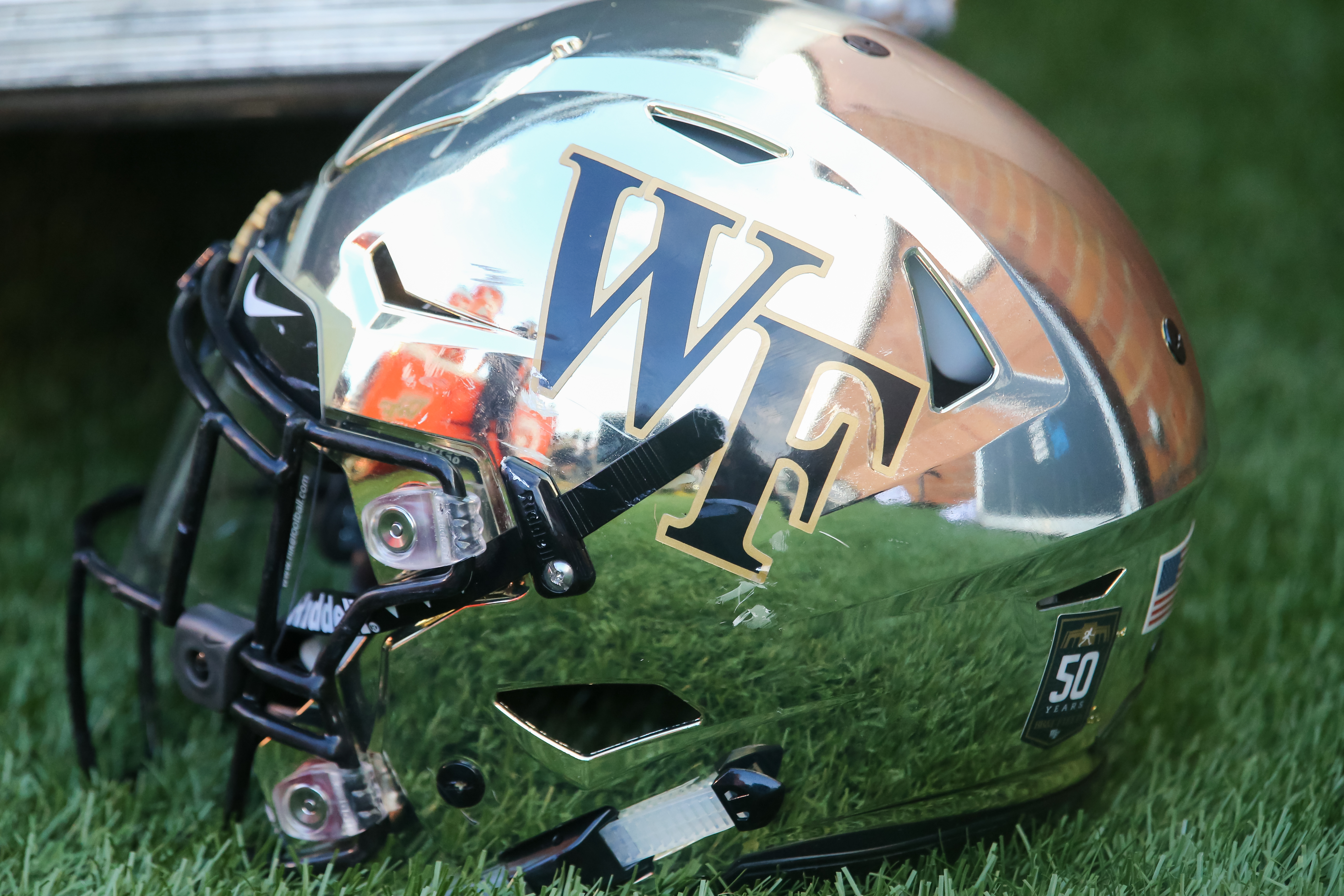 COLLEGE FOOTBALL: OCT 06 Clemson at Wake Forest