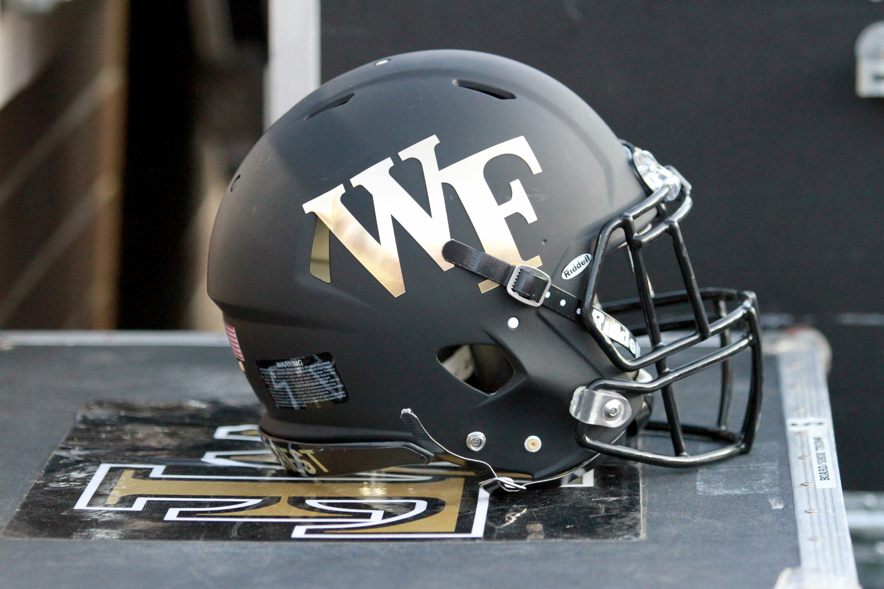 COLLEGE FOOTBALL: SEP 28 Wake Forest at Boston College