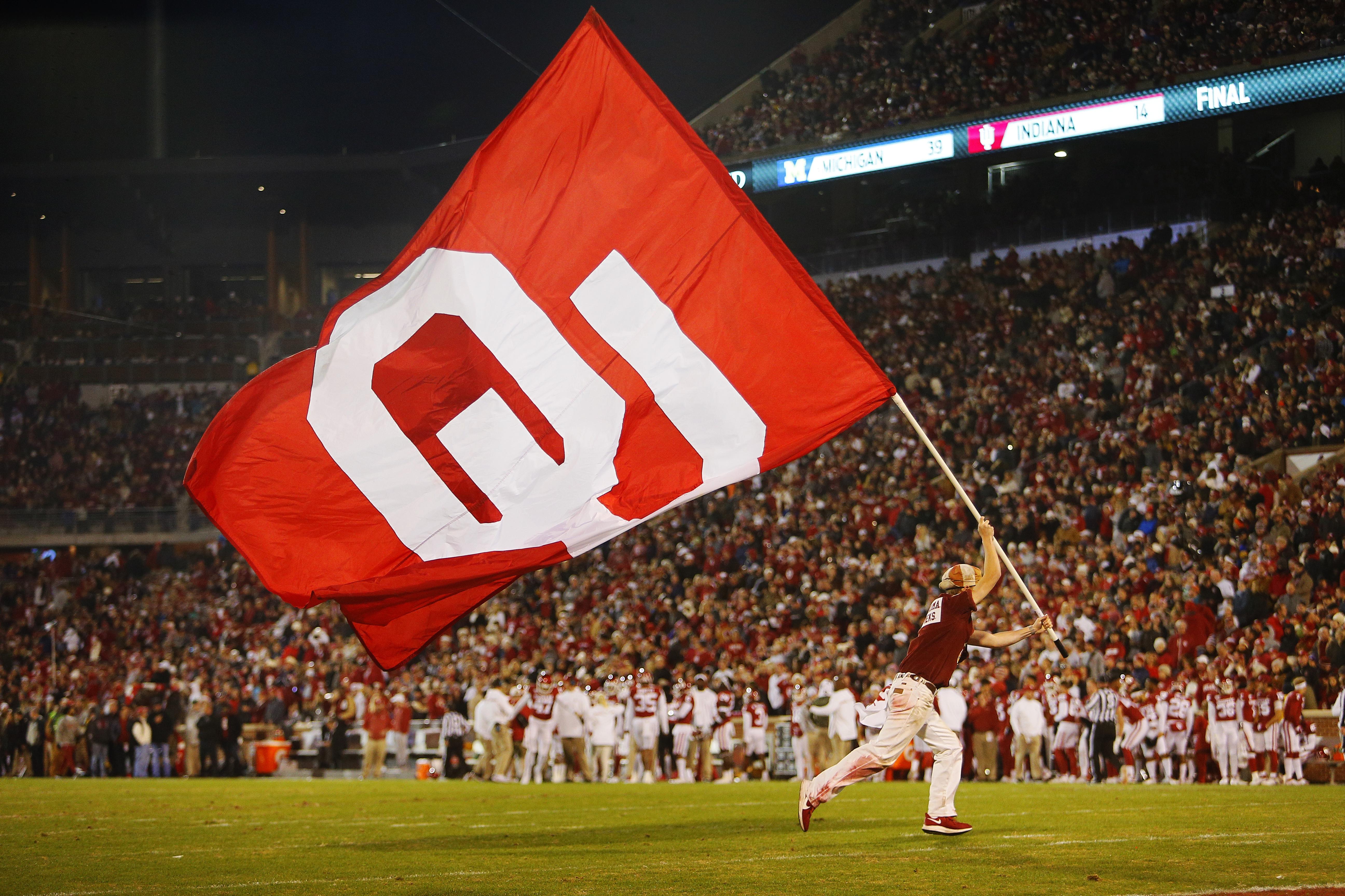 TCU v Oklahoma