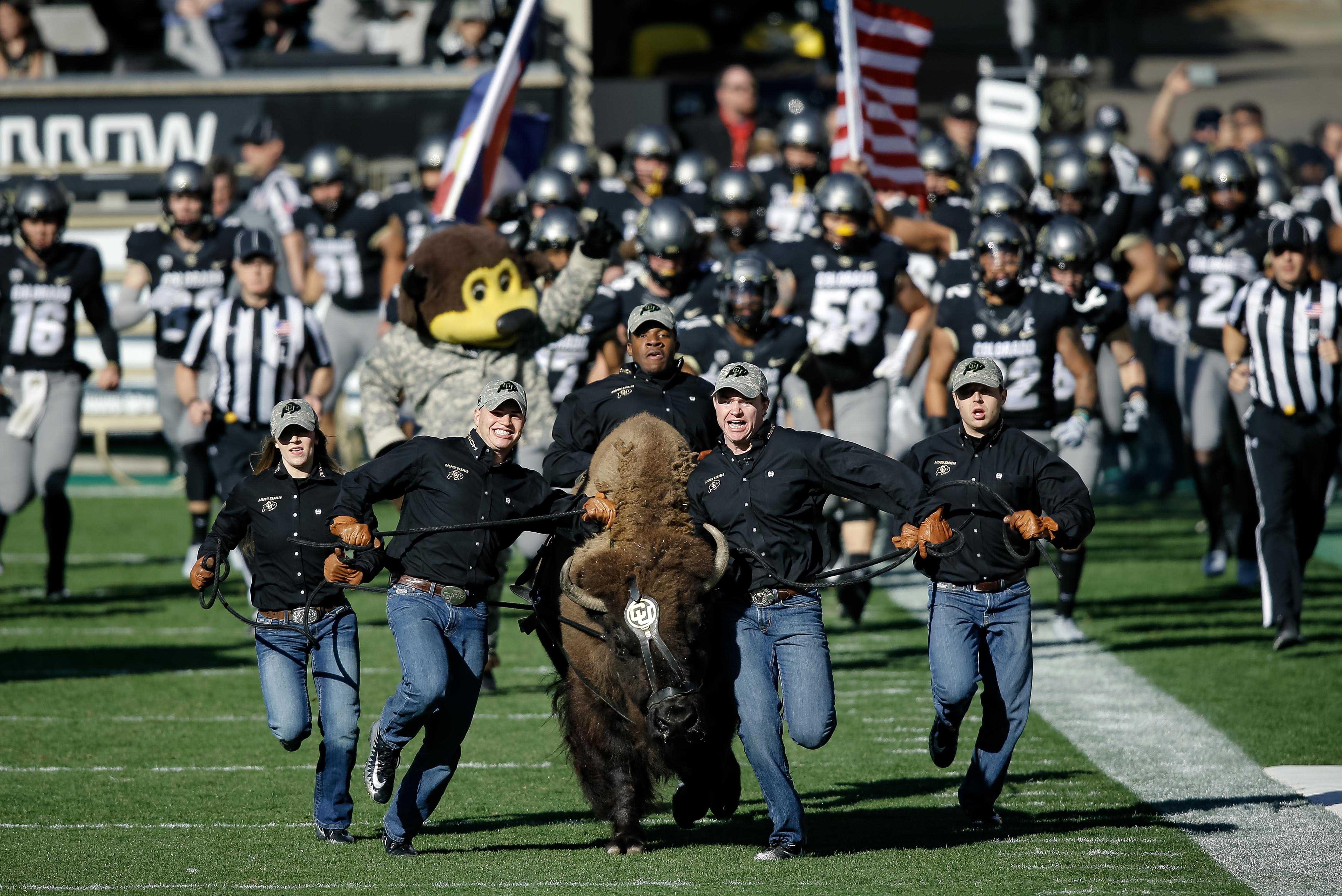 NCAA Football: Washington State at Colorado