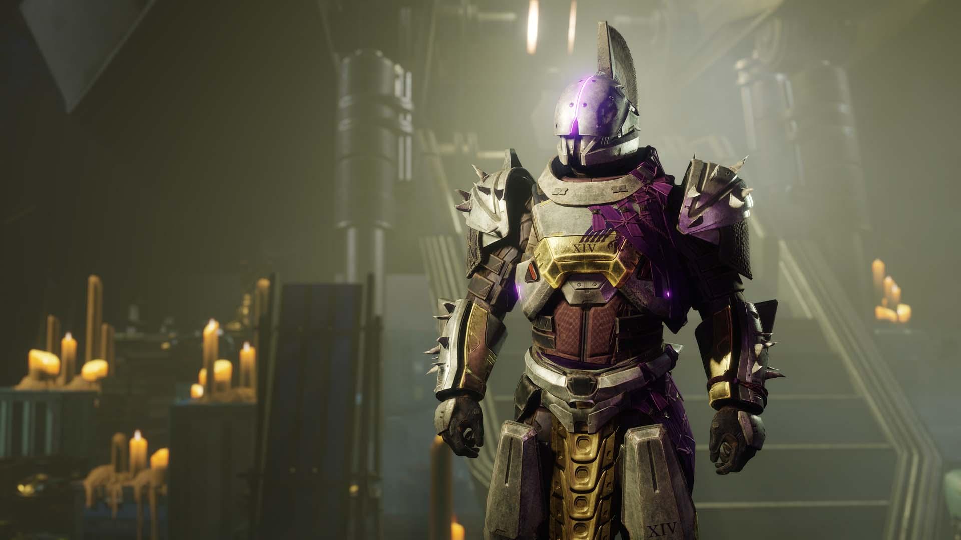 Saint-14 Destiny 2 Season of Dawn