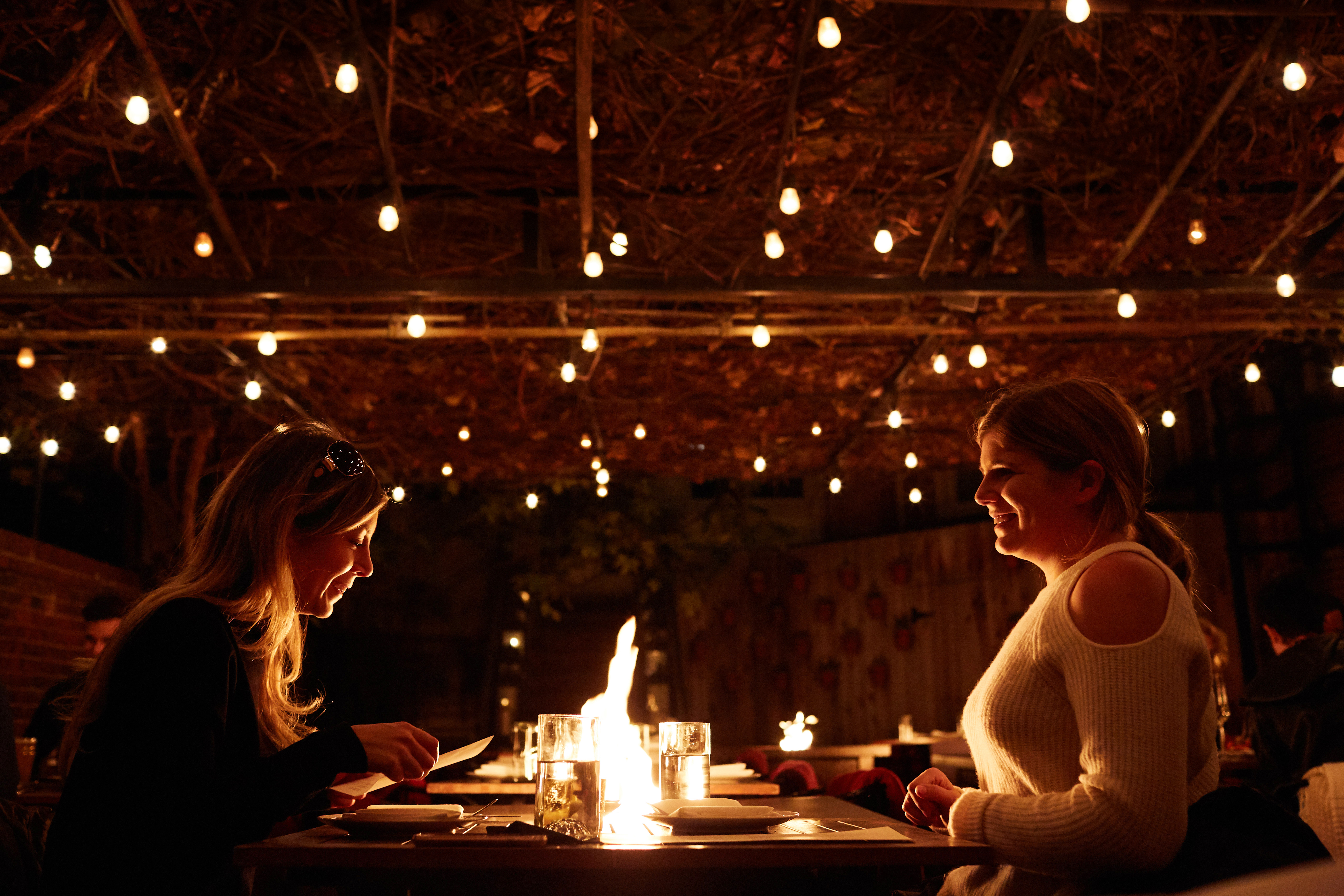 12 Places for a Quiet, Intimate Dinner Around D.C.