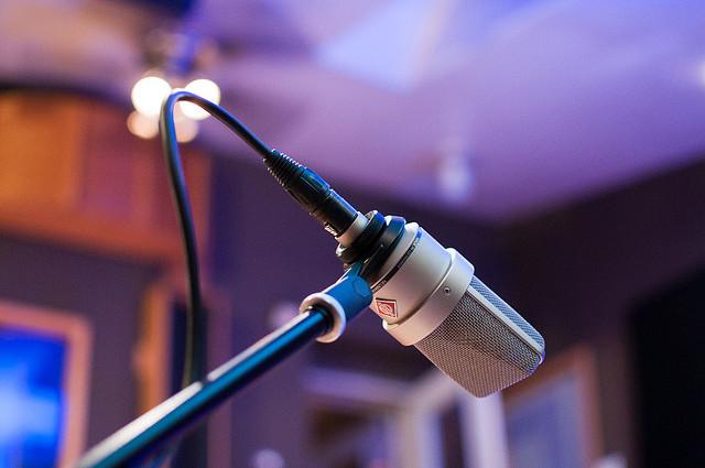 Microphone (stock Lowensohn)