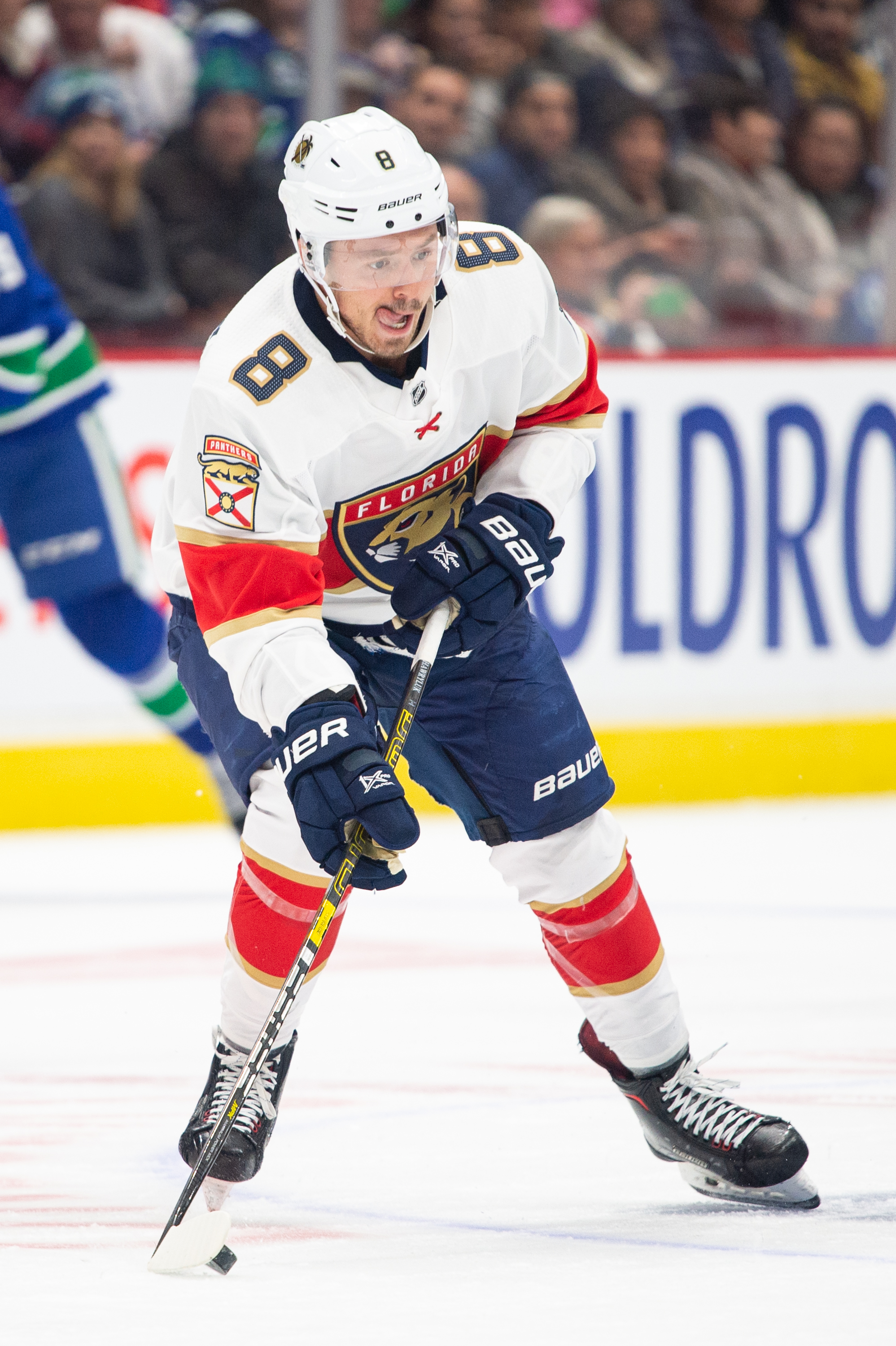 NHL: OCT 28 Panthers at Canucks