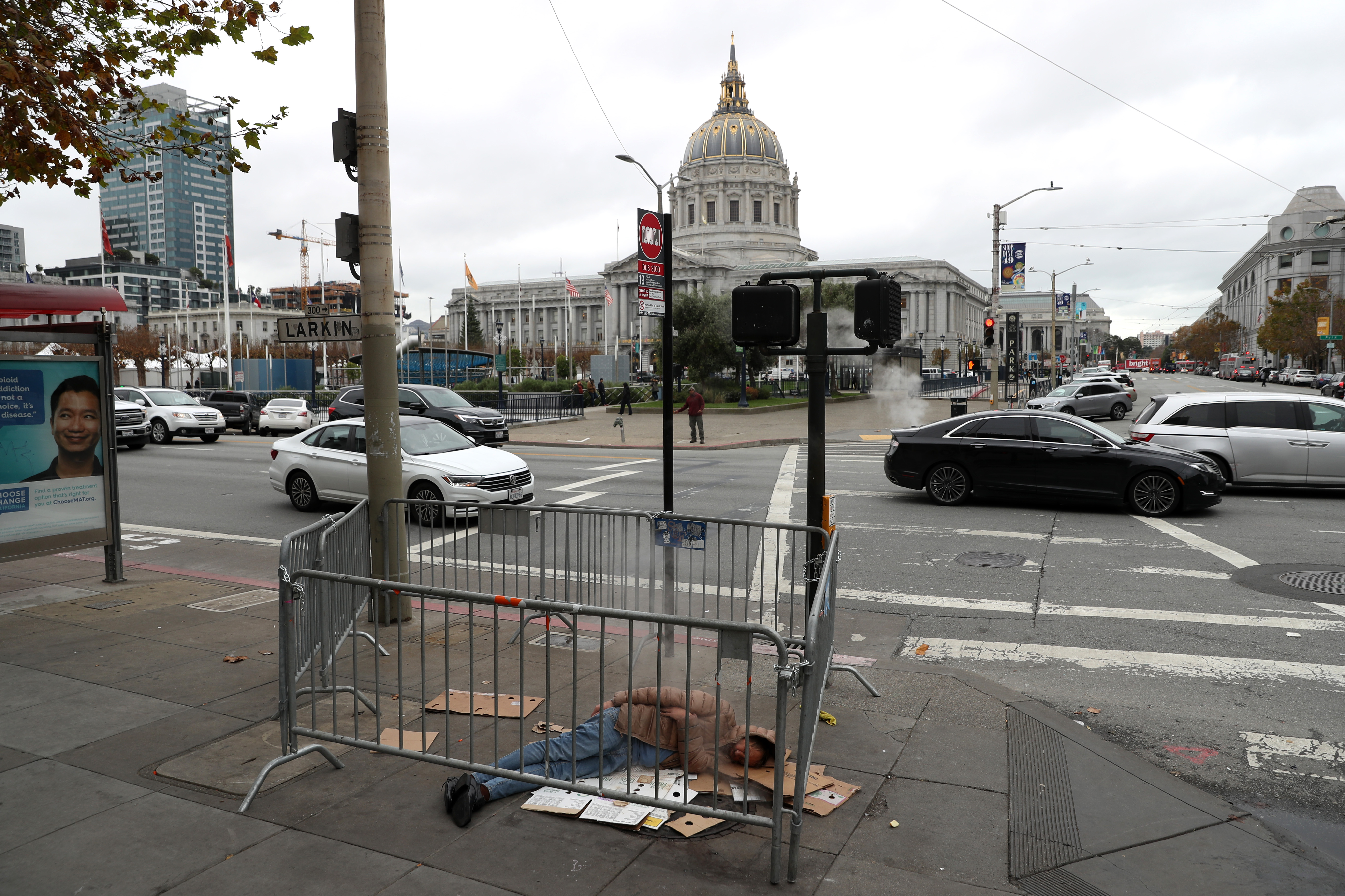 California Governor Newsom Releases $650 In Aid To Combat Homelessness