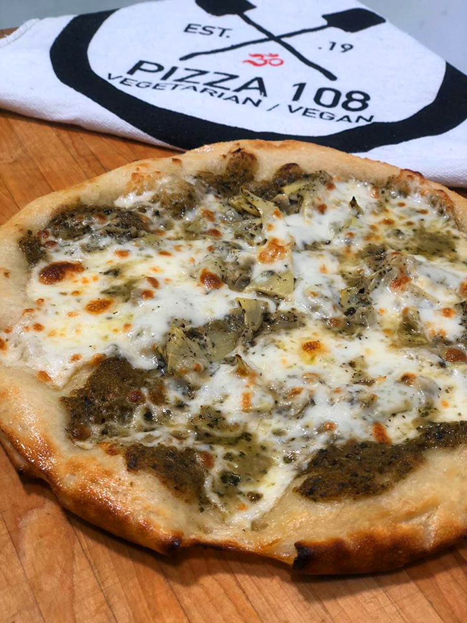 Las Vegas Lands Its First All Vegan and Vegetarian Organic Pizzeria