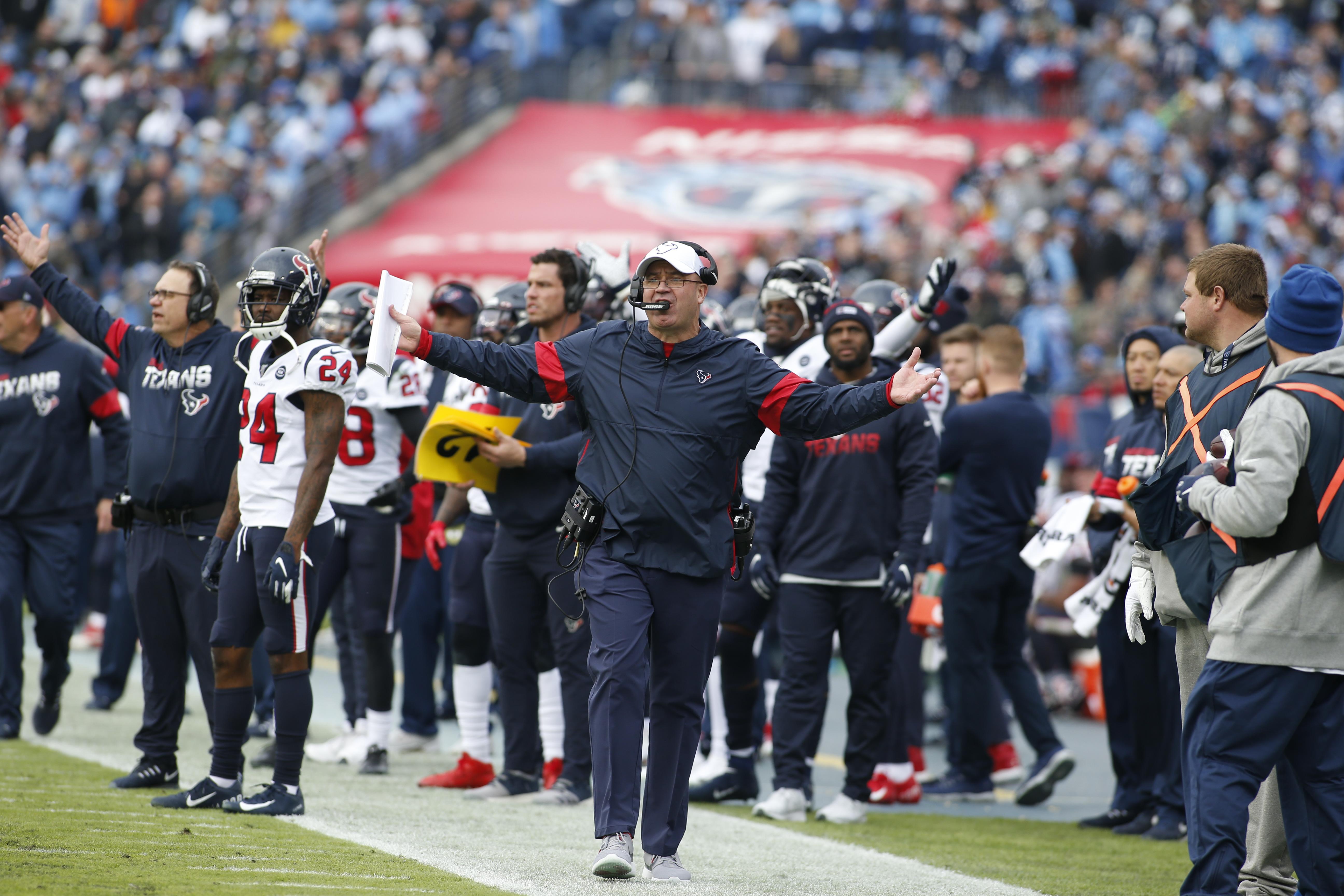 NFL: DEC 15 Texans at Titans