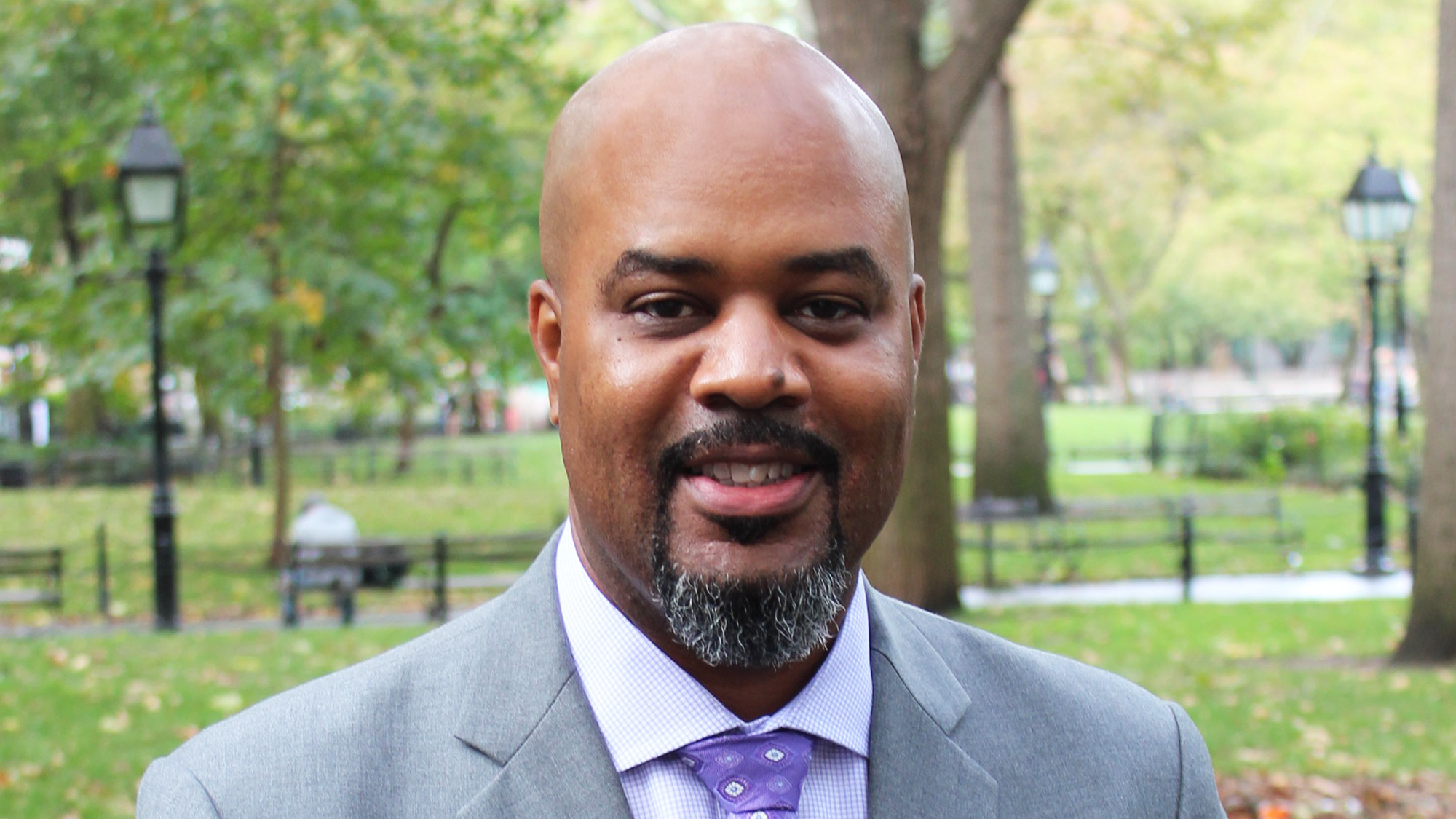 Marlon C. Lynch has been named as the University of Utah's first chief safety officer.
