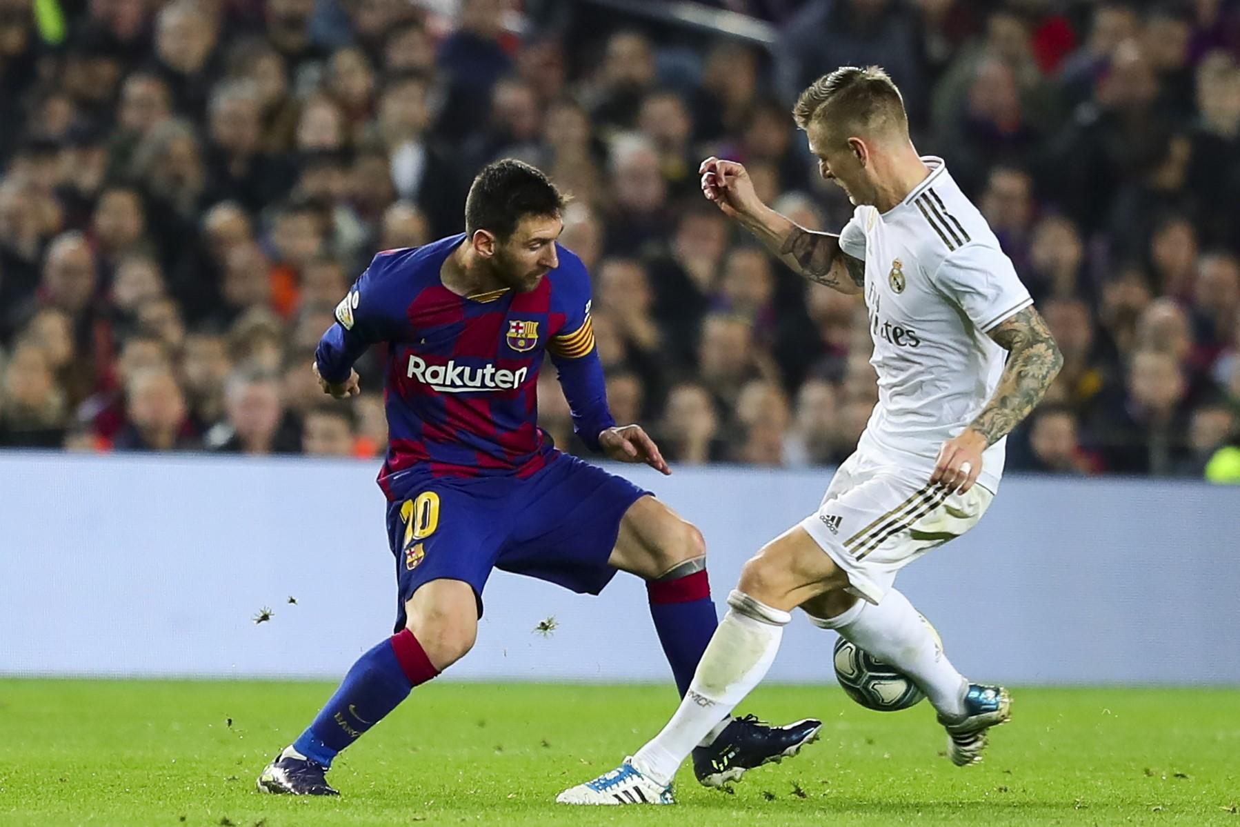 FC Barcelona v Real Madrid: La Liga