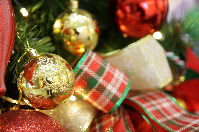 Atmosphere Christmas In Indonesia