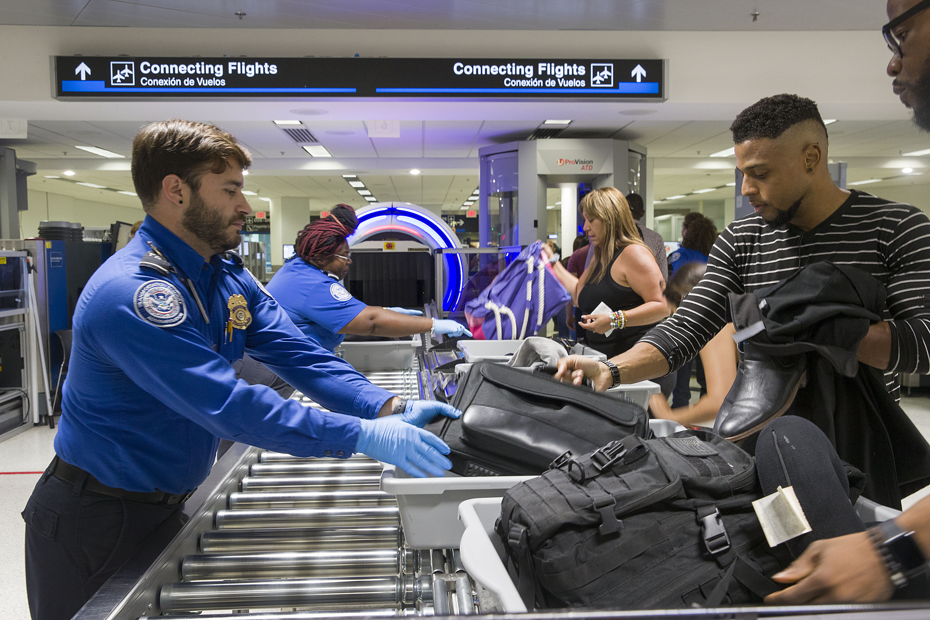 TSA agents who find marijuana during a search will defer the case to Chicago police, who say they won't confiscate it after Jan. 1, 2020.