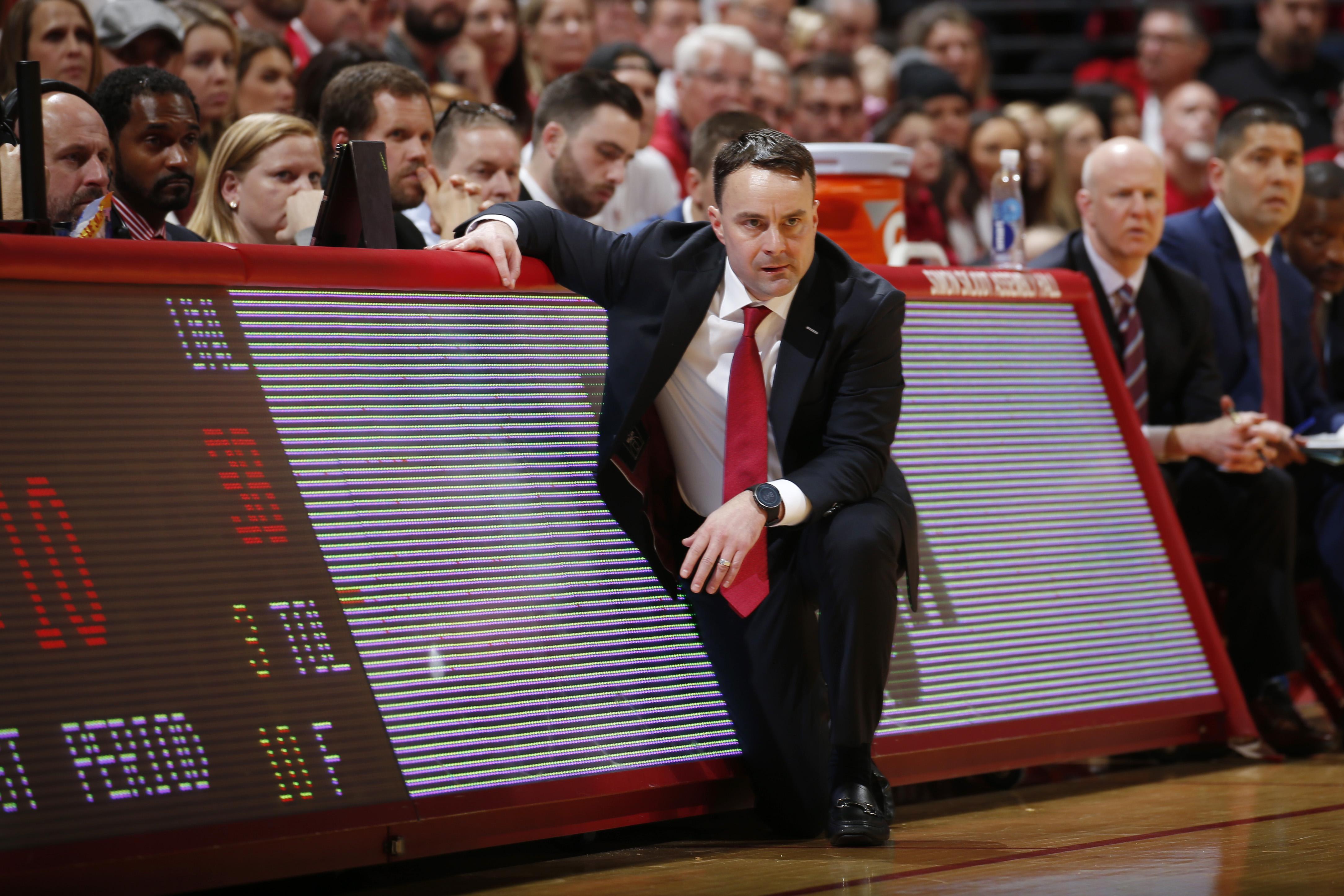 NCAA Basketball: Nebraska at Indiana