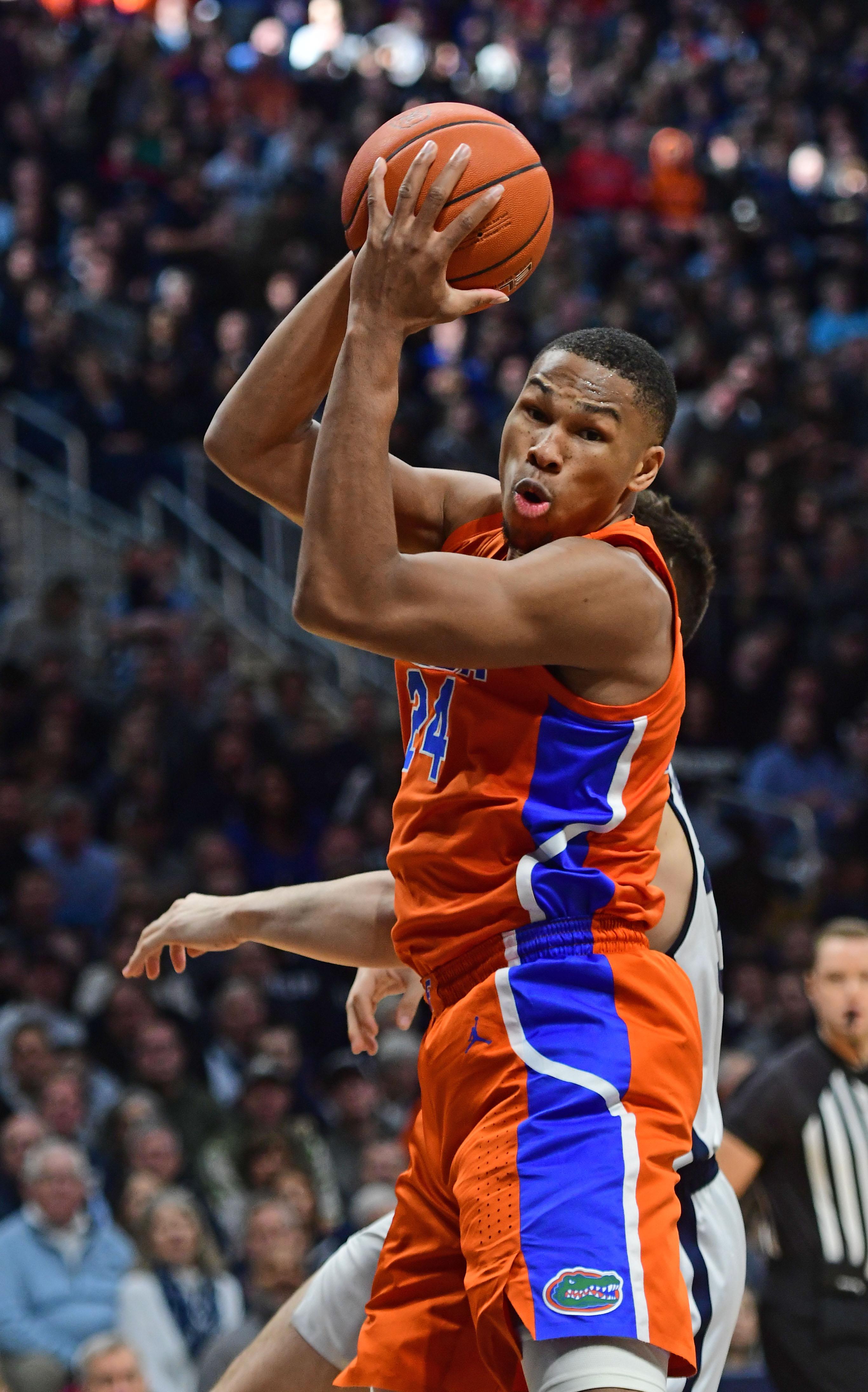NCAA Basketball: Florida at Butler