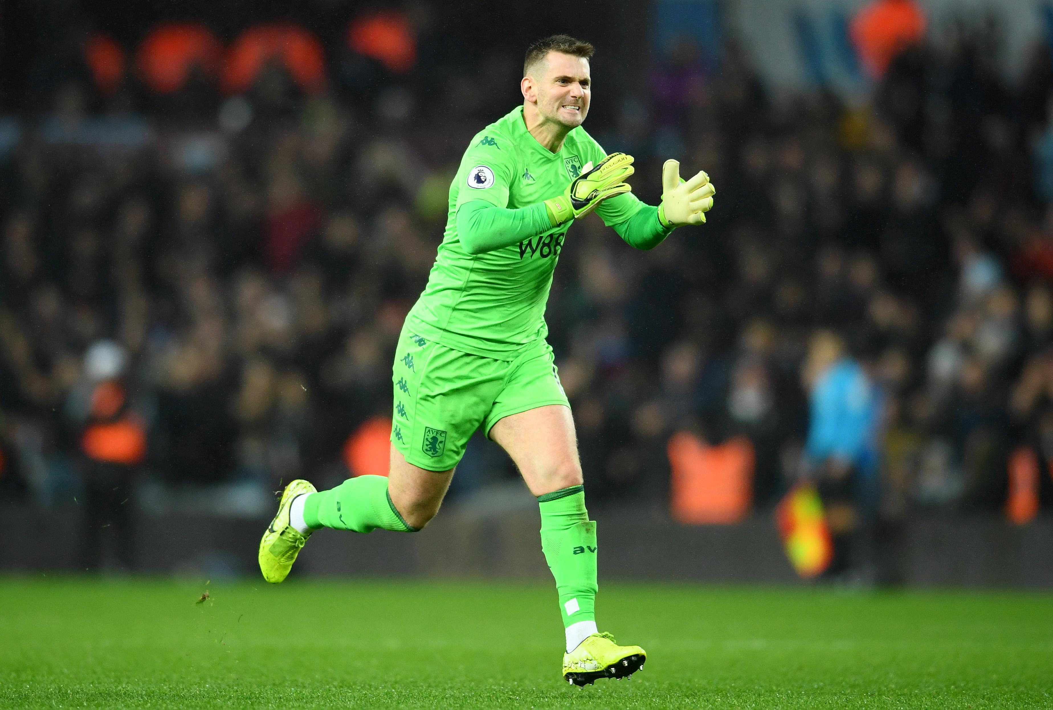 Aston Villa v Southampton FC - Premier League
