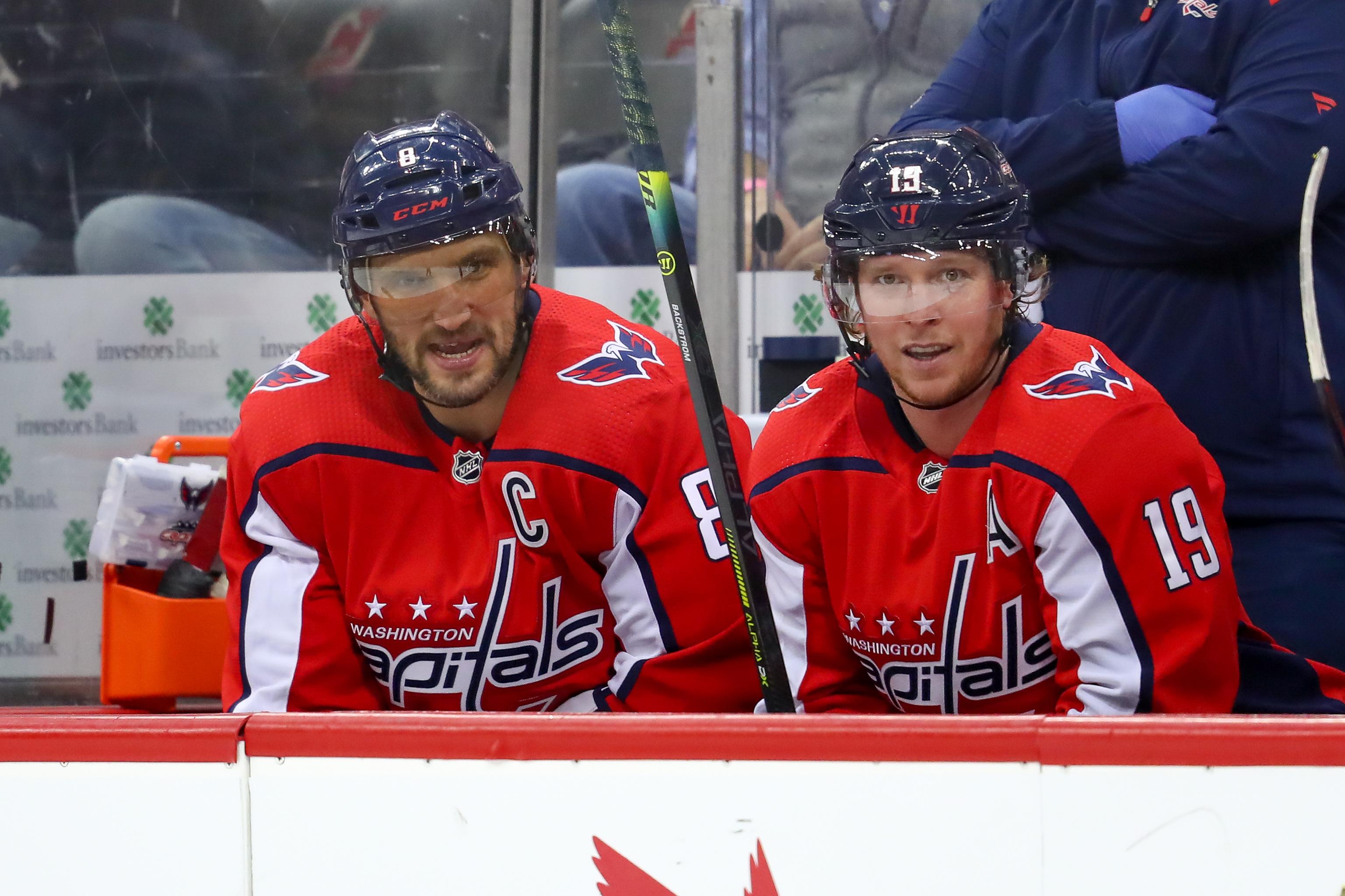 NHL: DEC 20 Capitals at Devils