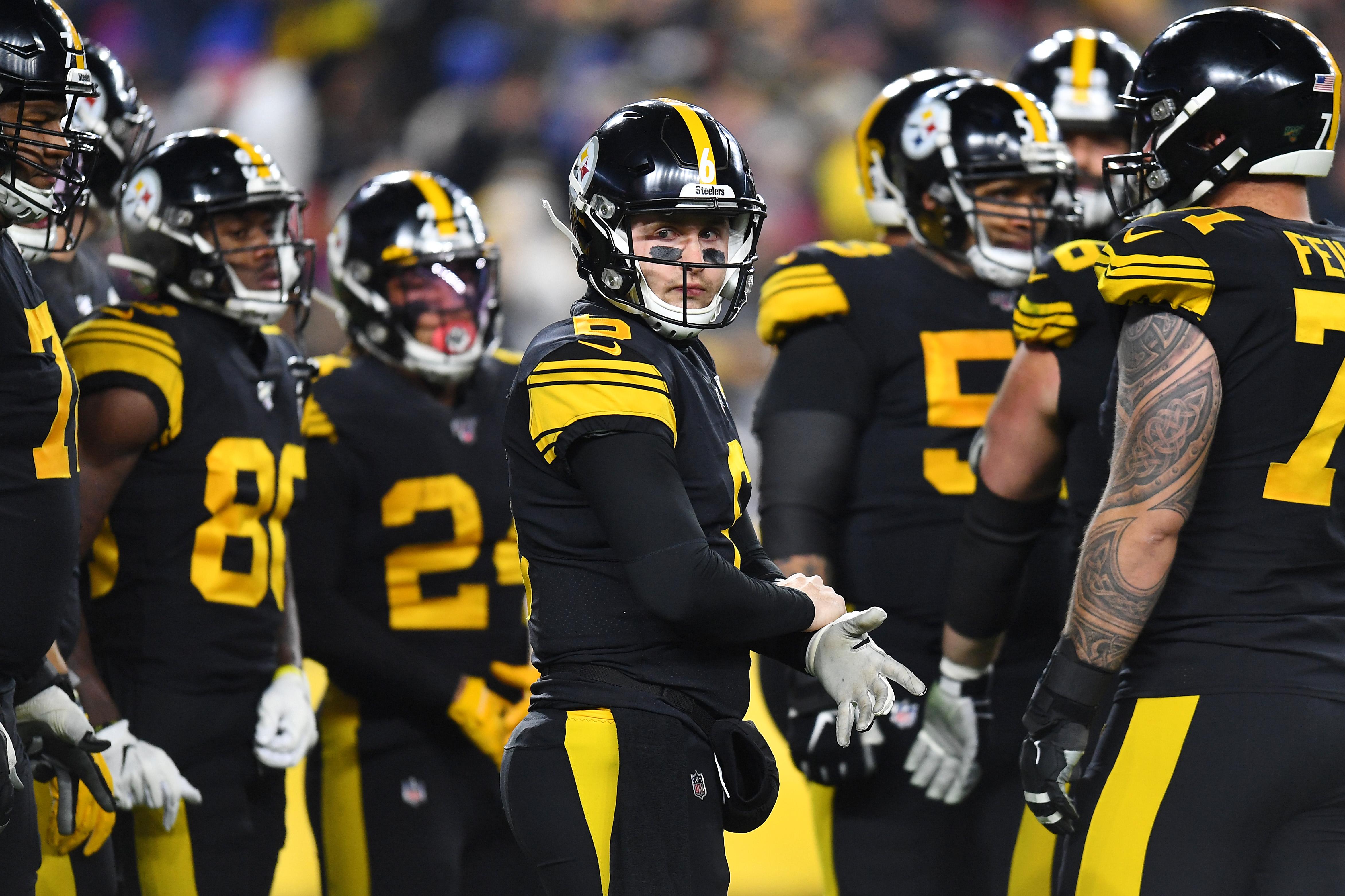 Buffalo Bills vPittsburgh Steelers