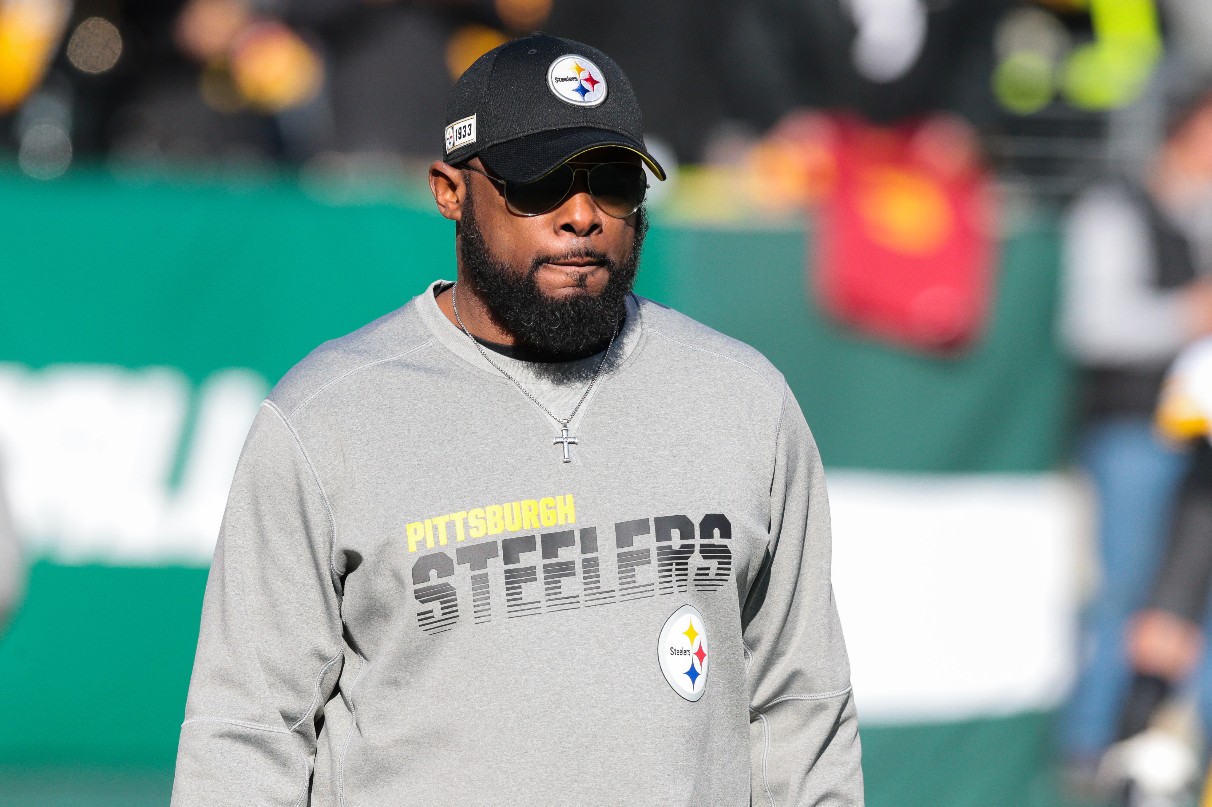 NFL: Pittsburgh Steelers at New York Jets