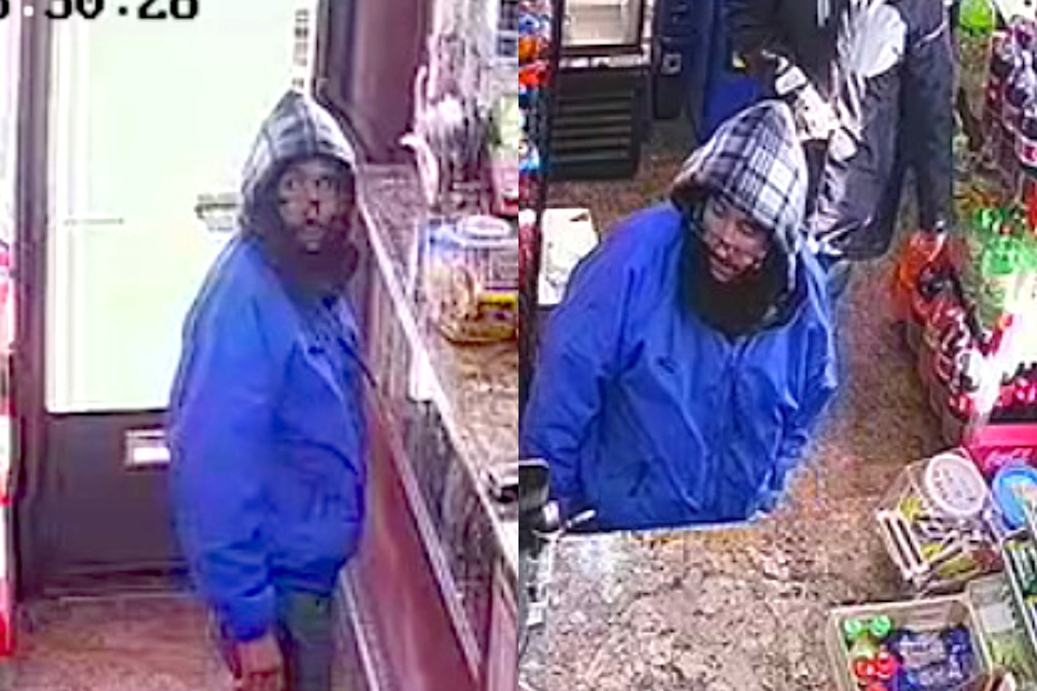 Police are tying to determine the identity of this man, found unconscious Dec. 10, 2019, in a Rogers Park yard.