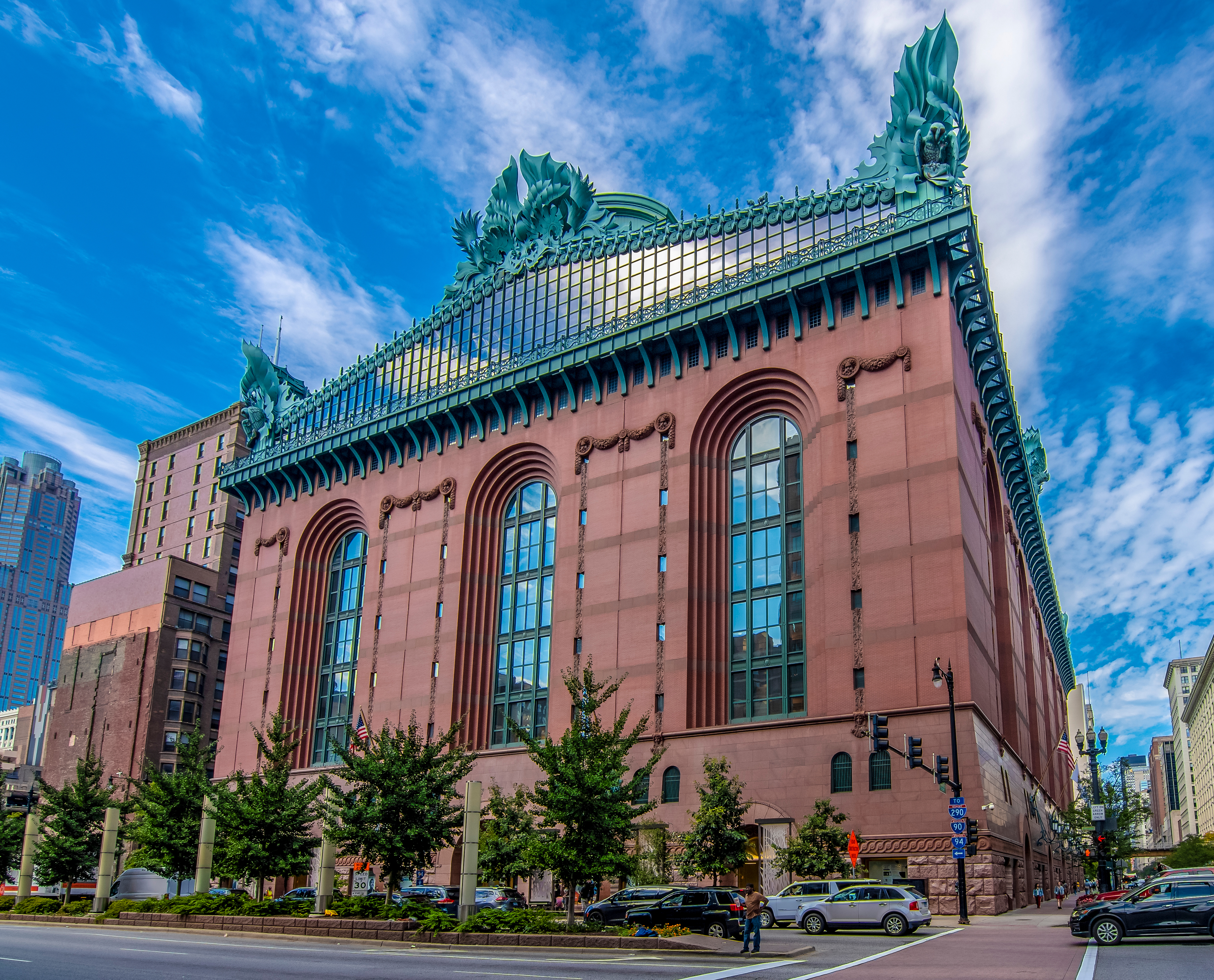 13 beautiful, historic public libraries in Chicago