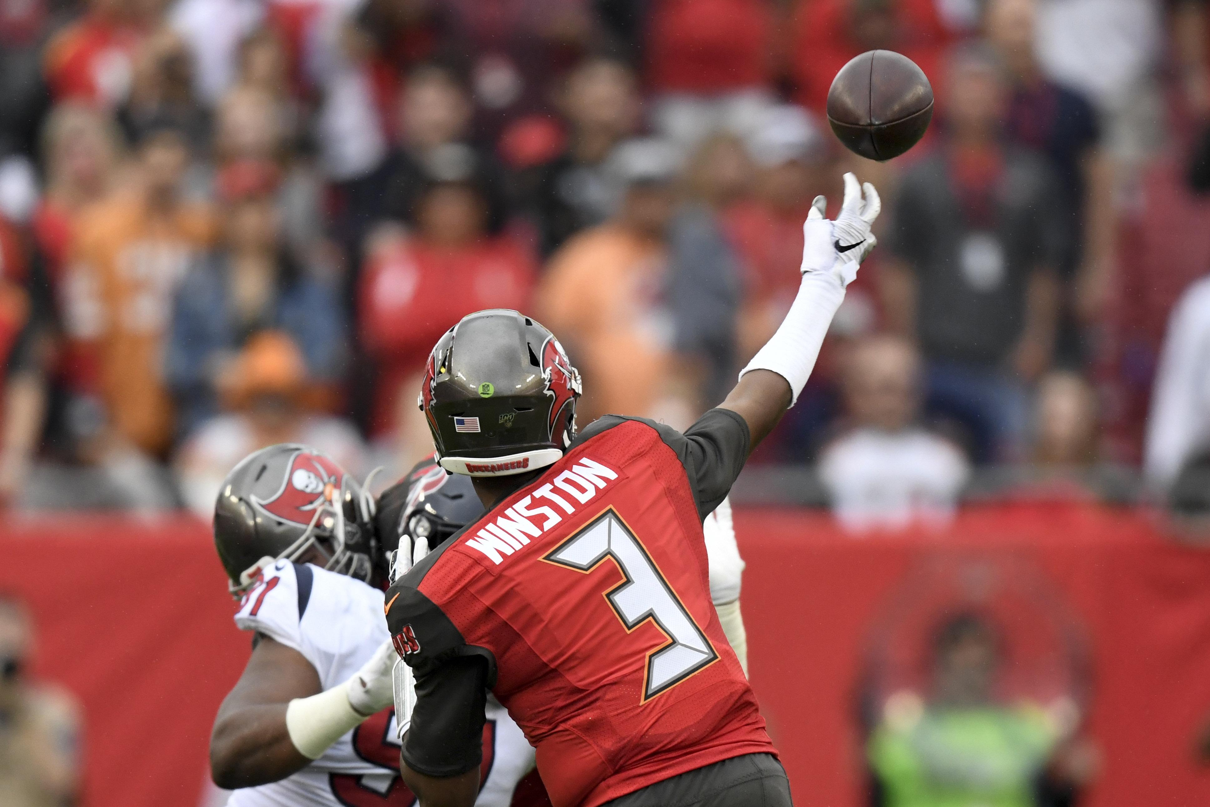 NFL: Houston Texans at Tampa Bay Buccaneers