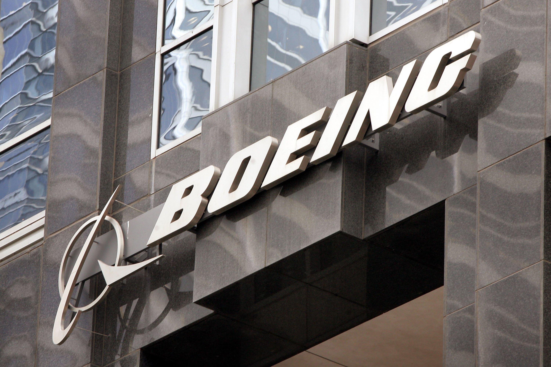 Boeing's corporate headquarters in Chicago.