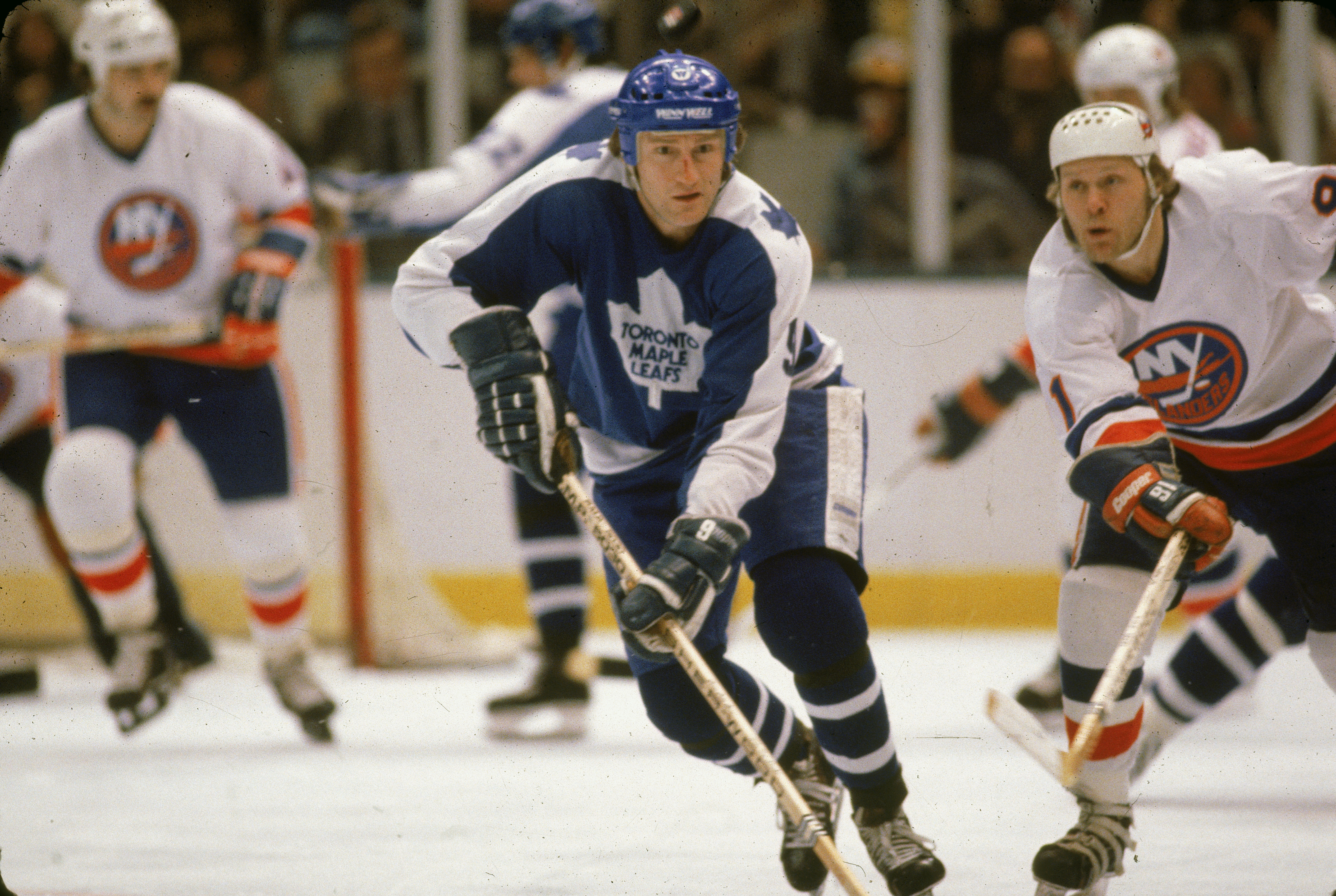 Maloney & Goring On The Ice