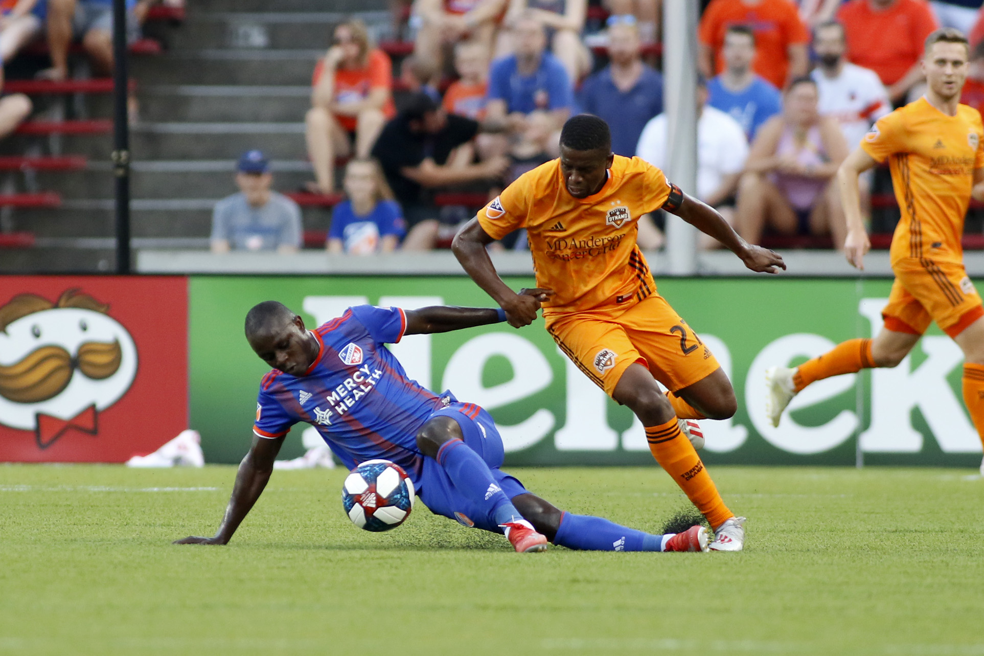 Houston Dynamo v FC Cincinnati