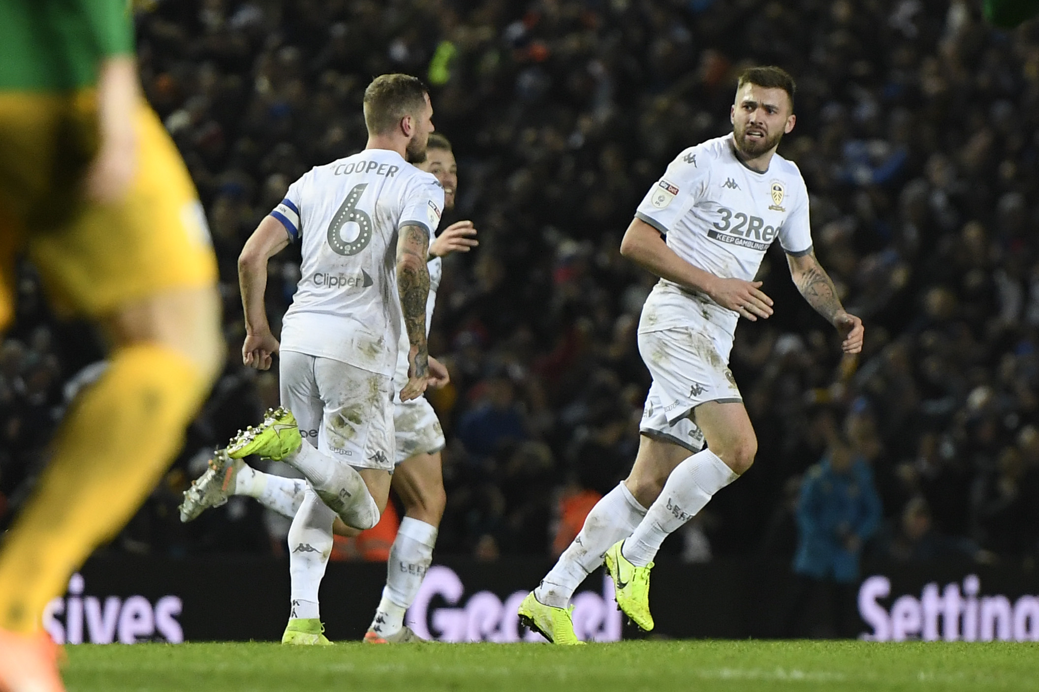 Leeds United v Preston North End - Sky Bet Championship