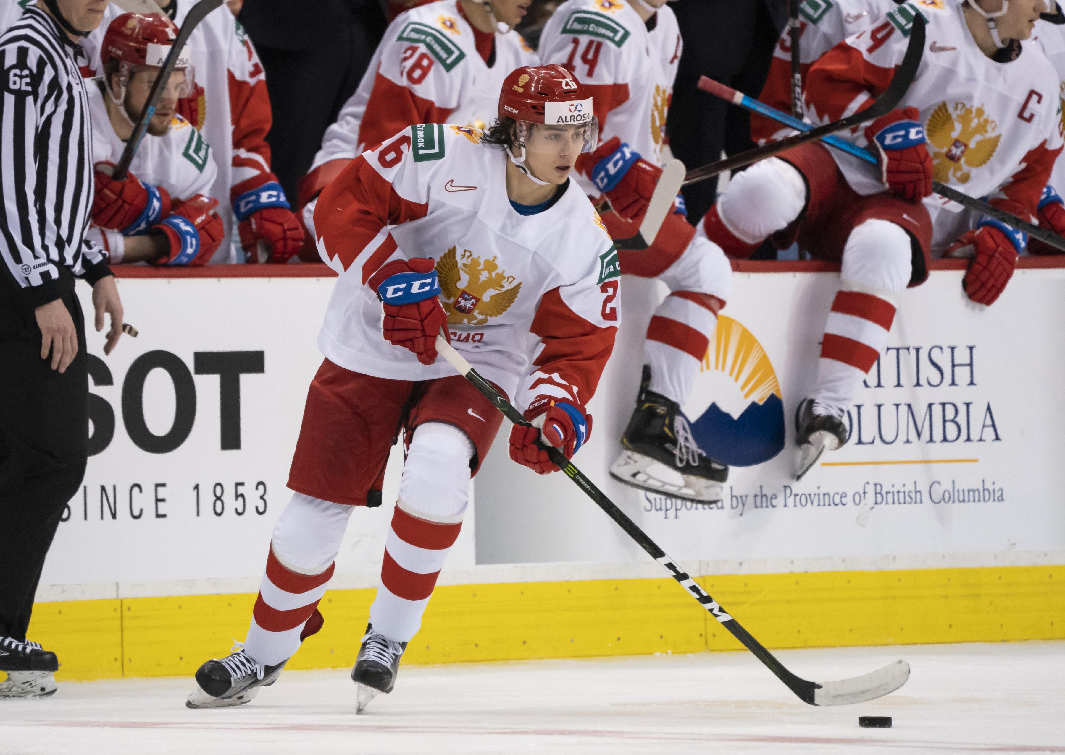 Czech Republic v Russia - 2019 IIHF World Junior Championship