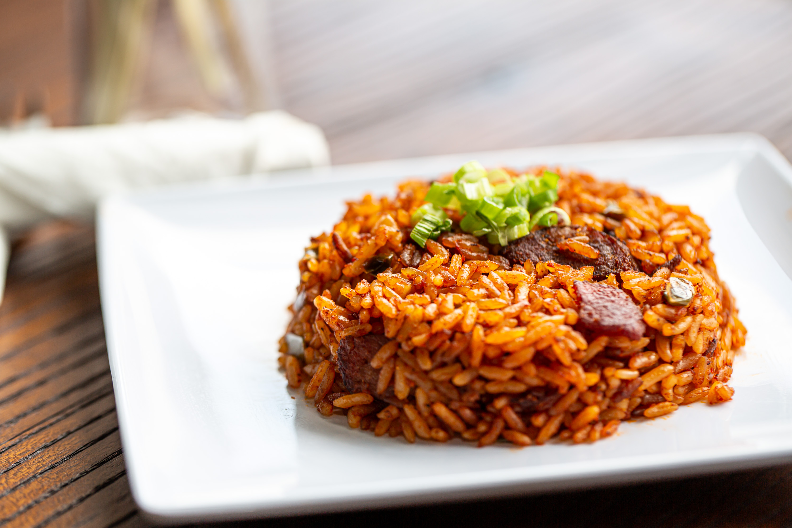 Red Rice at Virgil's in College Park