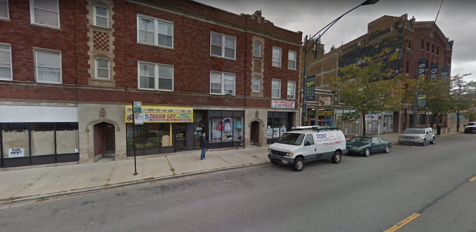 North Side business owners are warned about three robberies that happened in December 2019 in Rogers Park, including one in the 6500 block of North Clark Street.