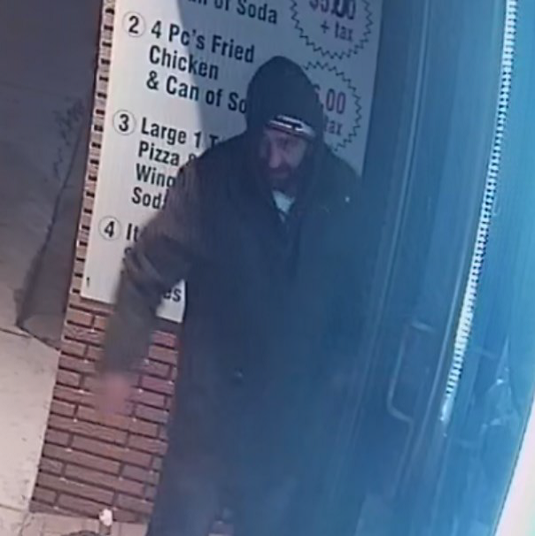 Police are looking for a man in connection to several business burglaries in November and December 2019 in Archer Heights, Chicago Lawn and Gage Park.
