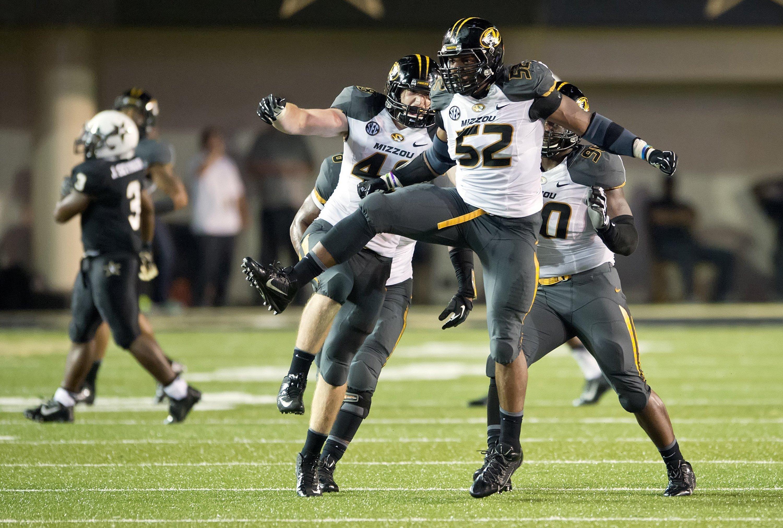Missouri v Vanderbilt football