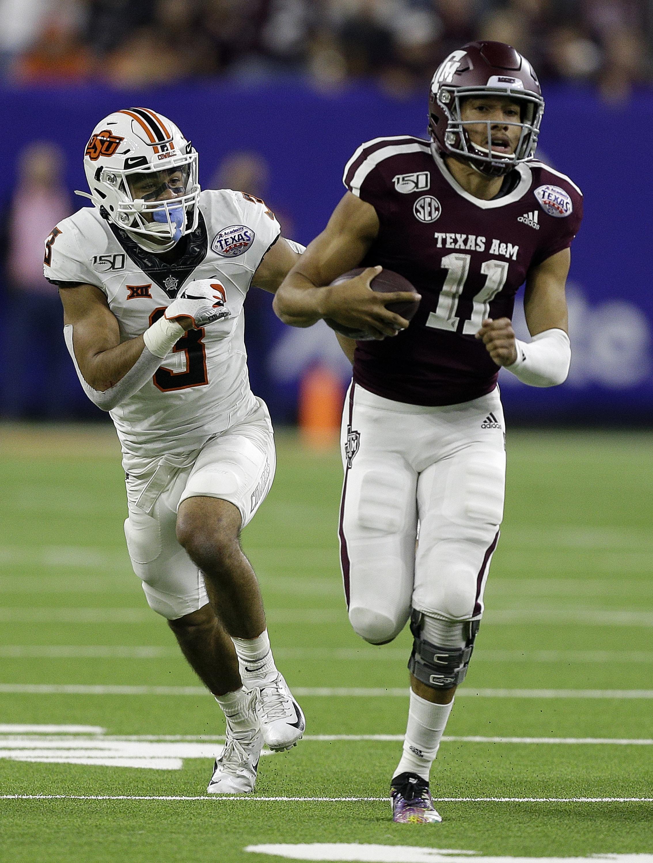 Academy Sports + Outdoors Texas Bowl - Oklahoma State v Texas A&M