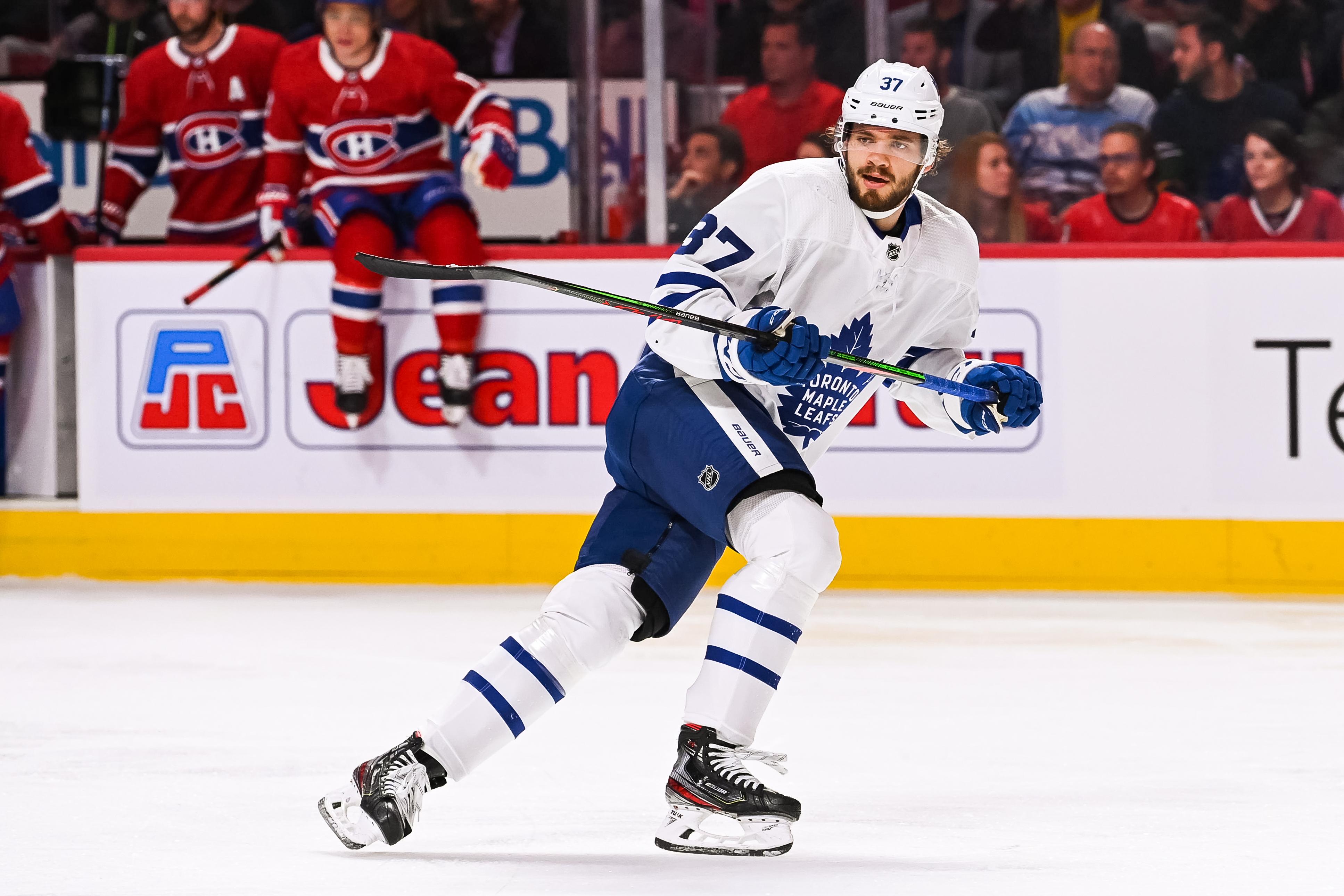 NHL: SEP 23 Preseason - Maple Leafs at Canadiens