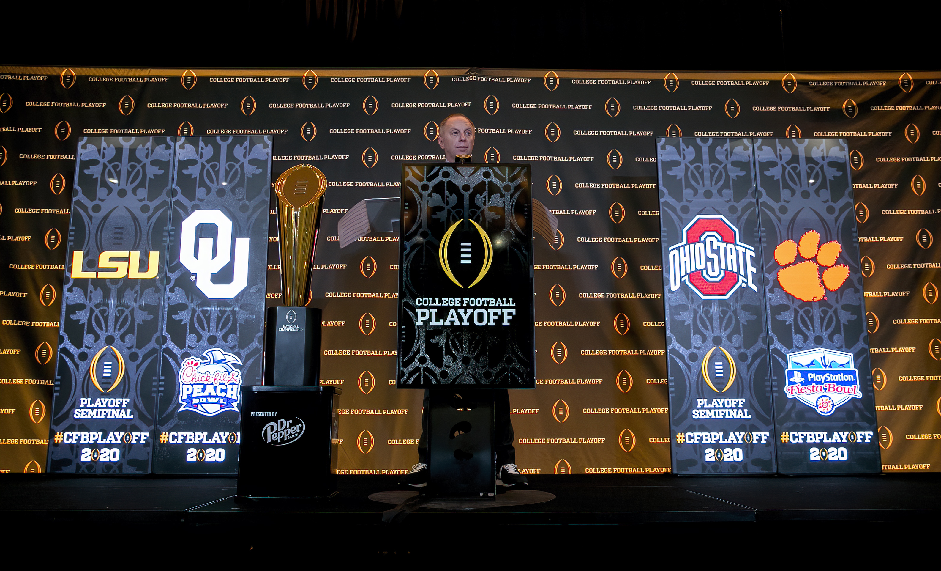 NCAA Football: College Footall Playoff-Selection Sunday