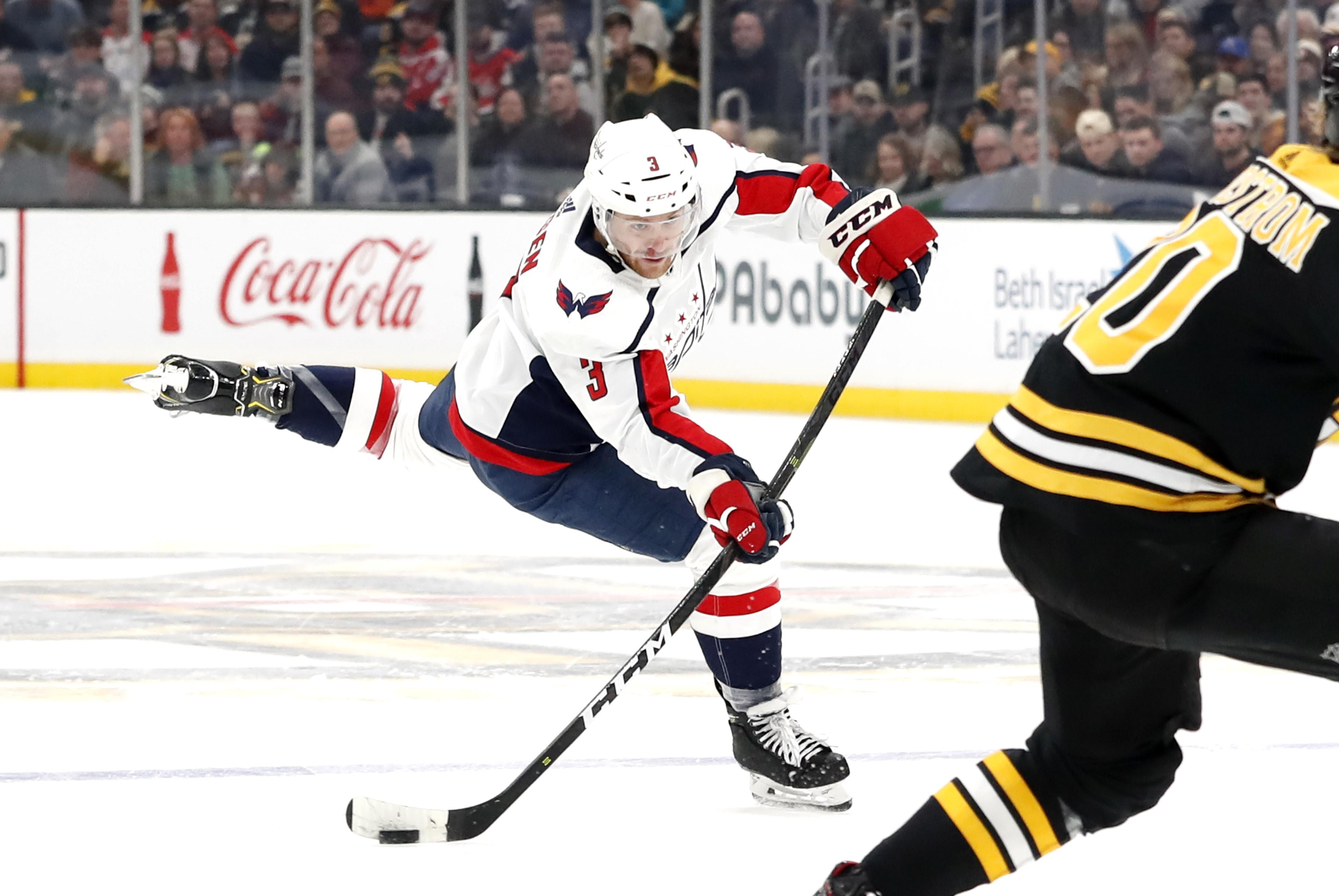 NHL: DEC 23 Capitals at Bruins